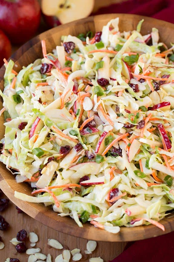 This Is the Most Popular Slaw Recipe on Pinterest