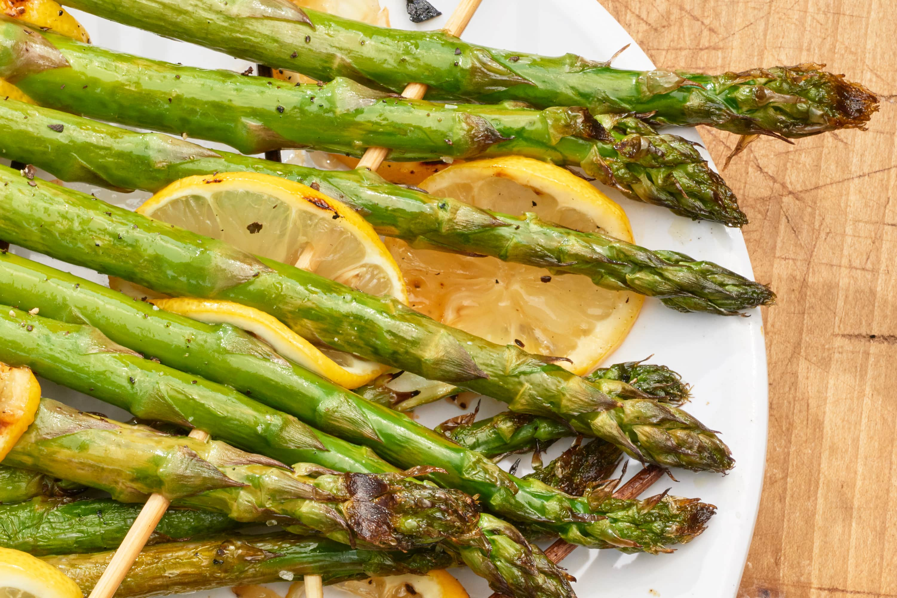 How To Grill Even Better Asparagus