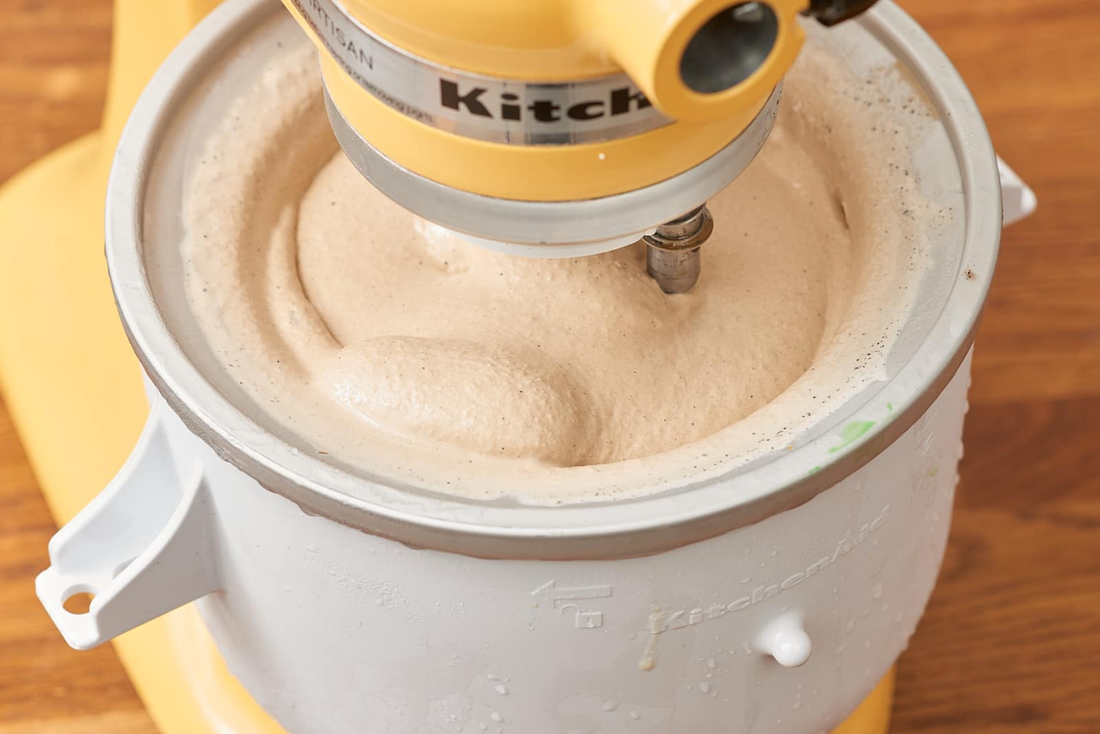 How To Use KitchenAid Ice Cream Makers | Kitchn Ice Cream In Kitchenaid Mixer on chocolate ice cream, washing machine ice cream, 5 quart ice cream, kitchenaid ice cream maker, hamilton beach mixer ice cream, kitchenaid pasta maker, kitchenaid ice cream attachment cheap, orange sherbet ice cream, ice cream ice cream, coffee ice cream, chicken ice cream, kitchenaid paddle attachment, easter ice cream, kitchenaid mixers on sale, pasta ice cream, hand mixers ice cream, recipes ice cream, candy ice cream, soft serve ice cream, refrigerator ice cream,