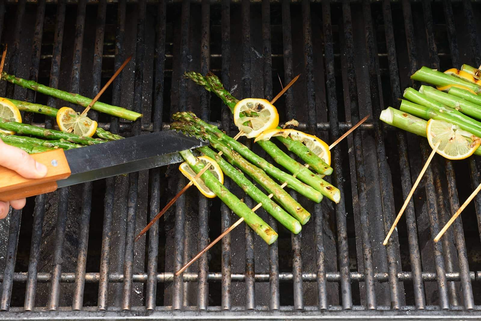 How To Grill Even Better Asparagus: gallery image 6