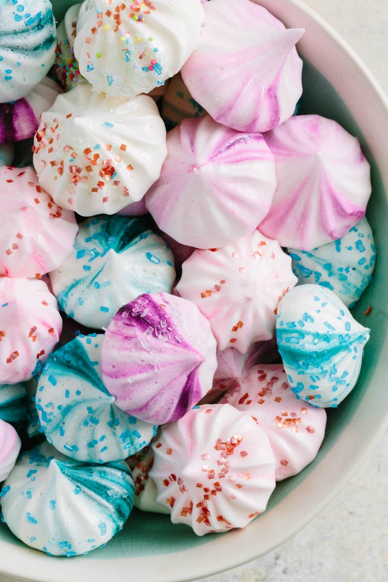How To Make Vegan Meringue Cookies