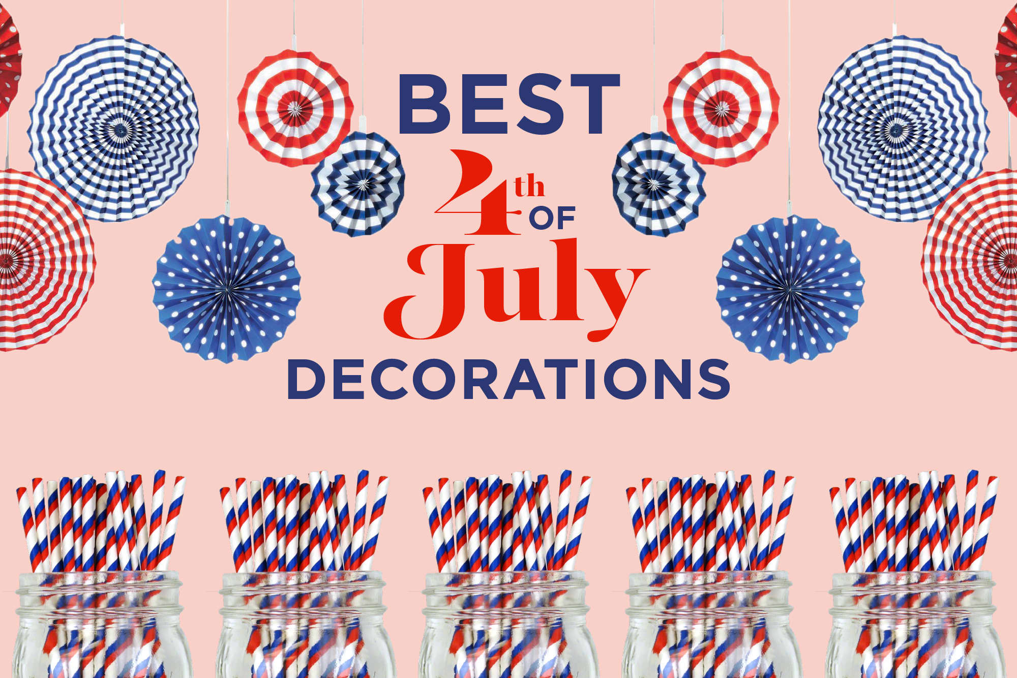 10 Festive 4th of July Decorations for $10 or Less: gallery image 1