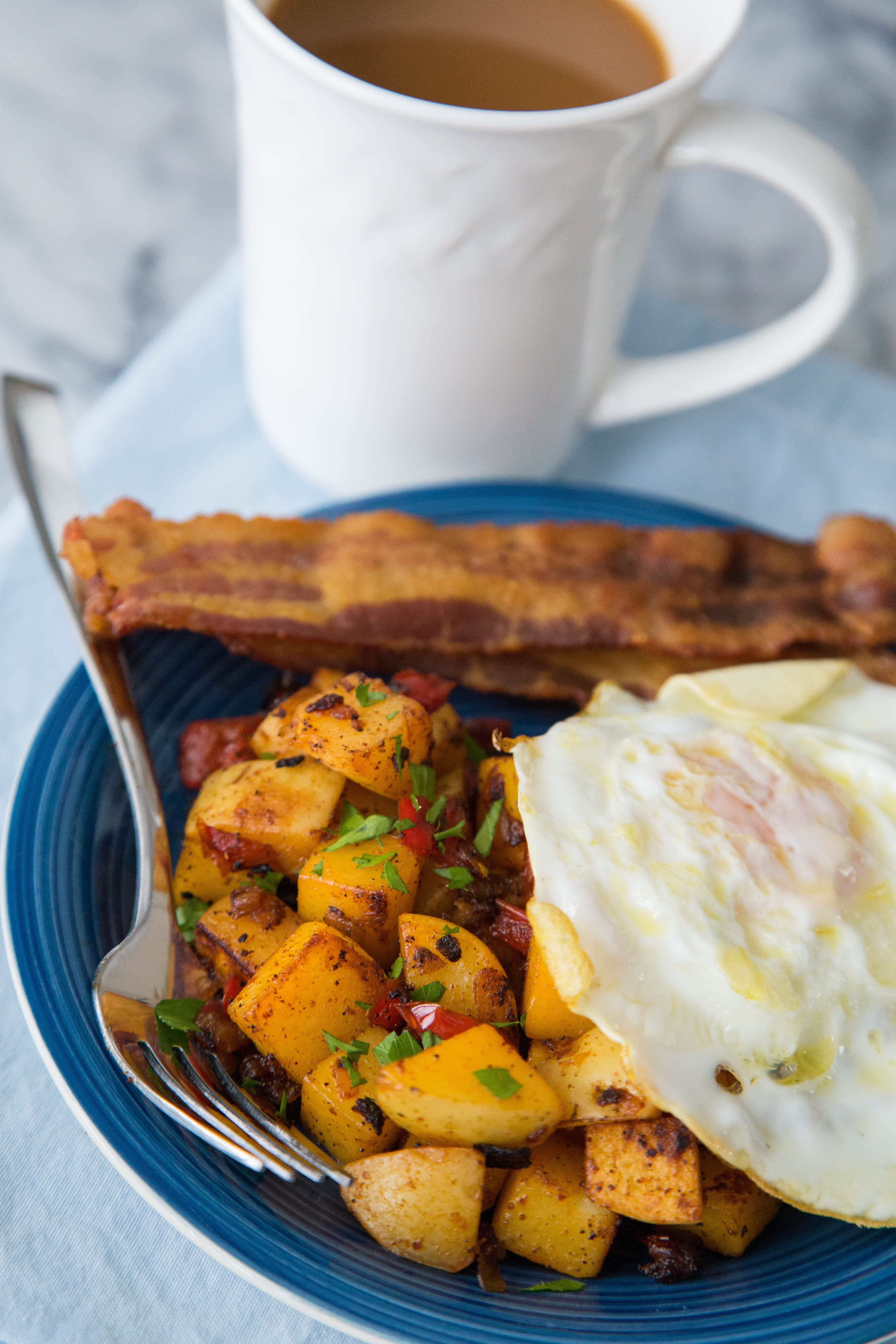 Diner-Style Breakfast Potatoes