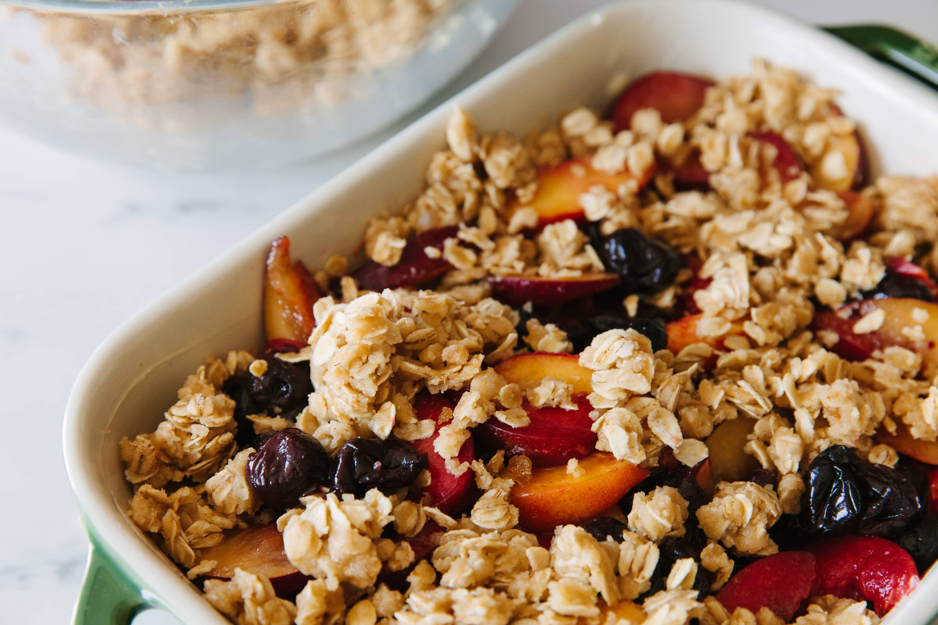How To Make Any Fruit Crisp in 4 Easy Steps: gallery image 5