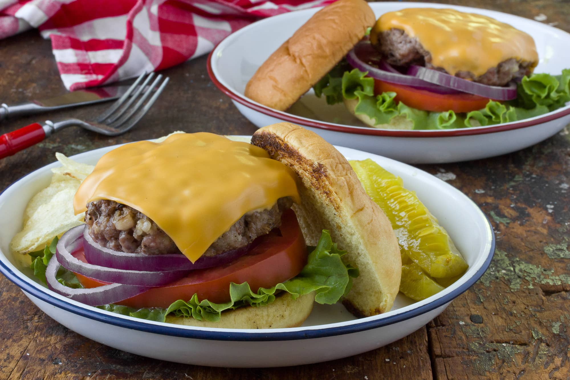 Grilling Recipe: Beef & Bacon Burger Blend