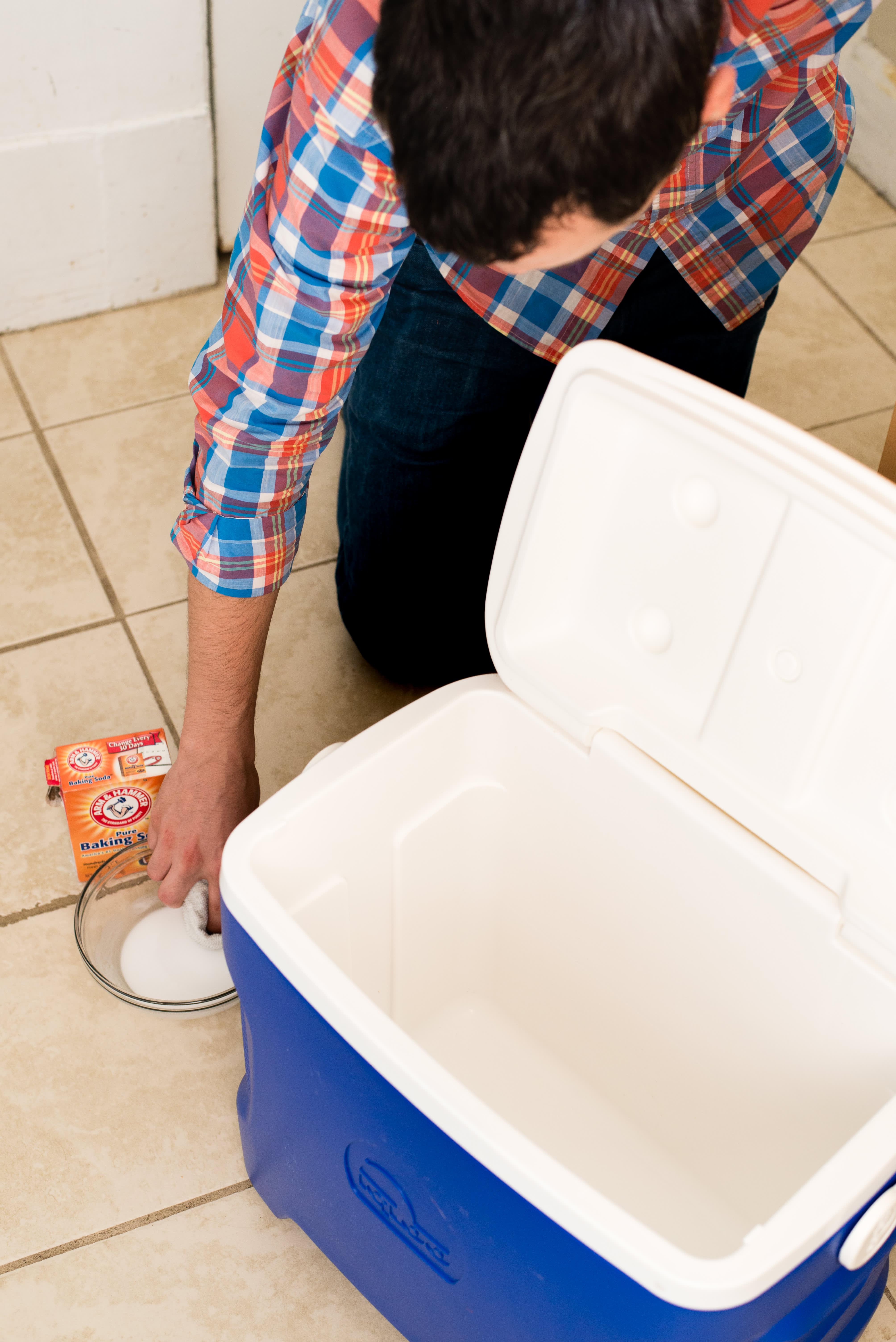 How To Clean Your Cooler: gallery image 4