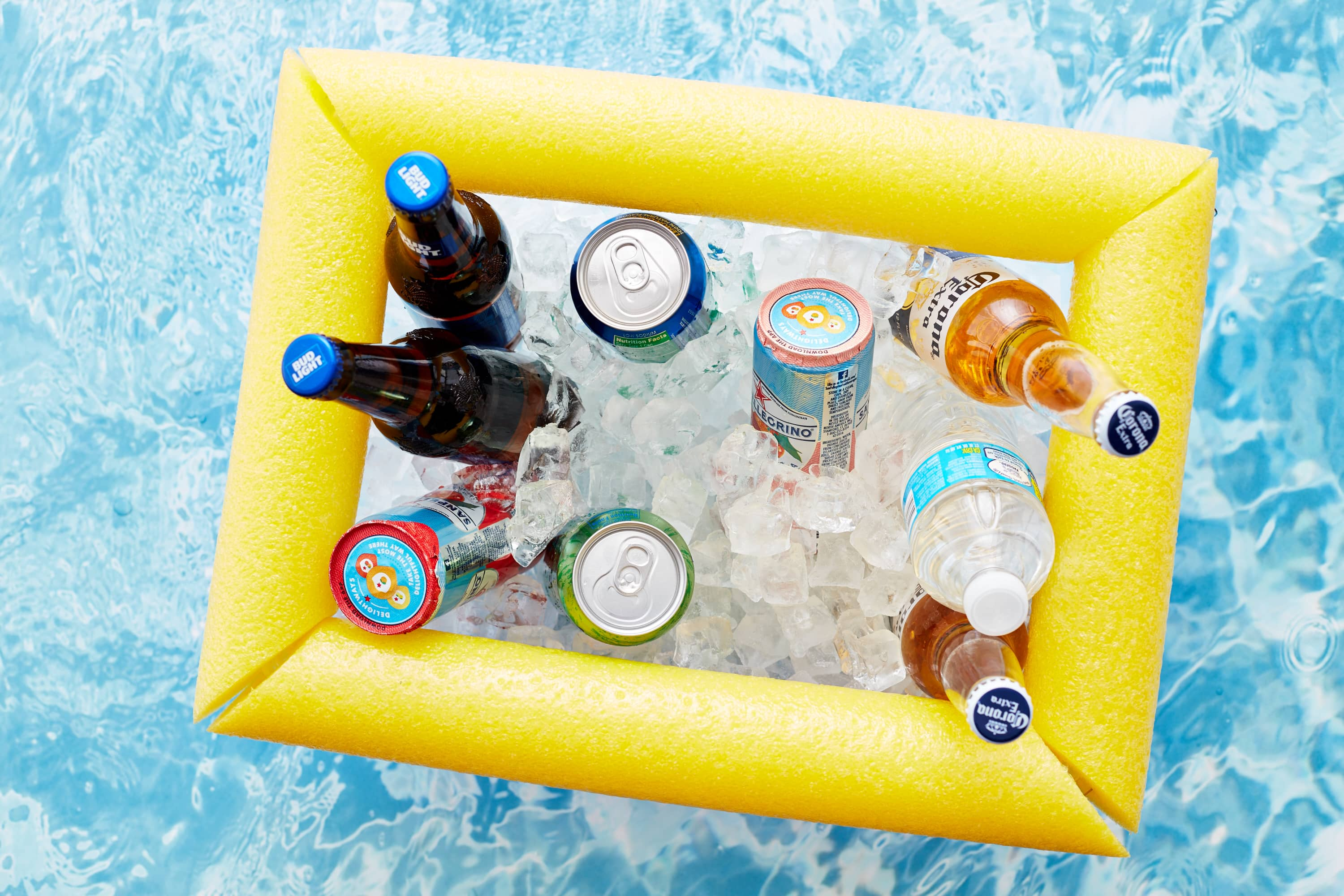 How To Build a Floating Cooler for Less than $10: gallery image 5