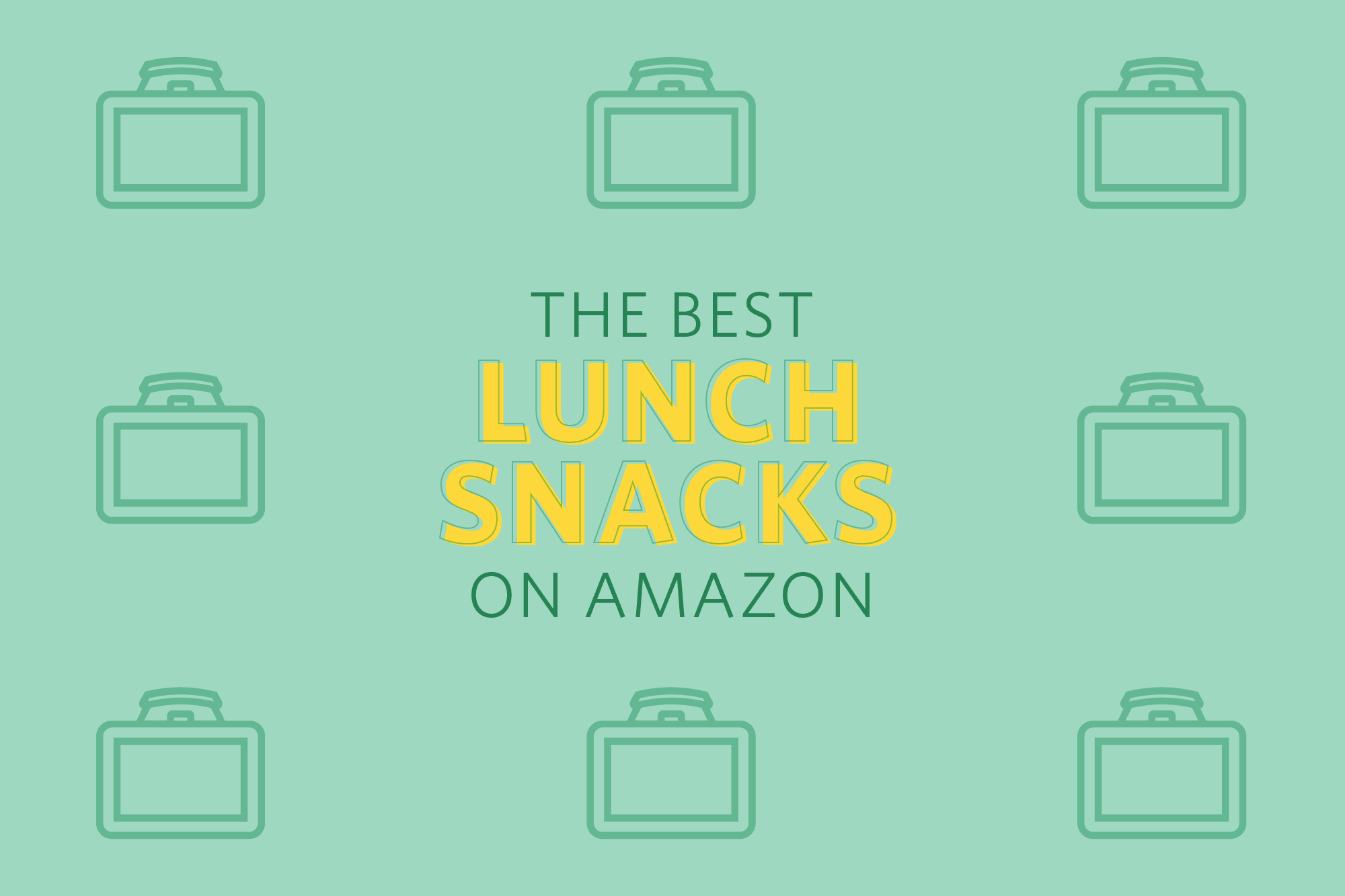 5 Lunch Box Snacks I Discovered on Amazon: gallery image 1