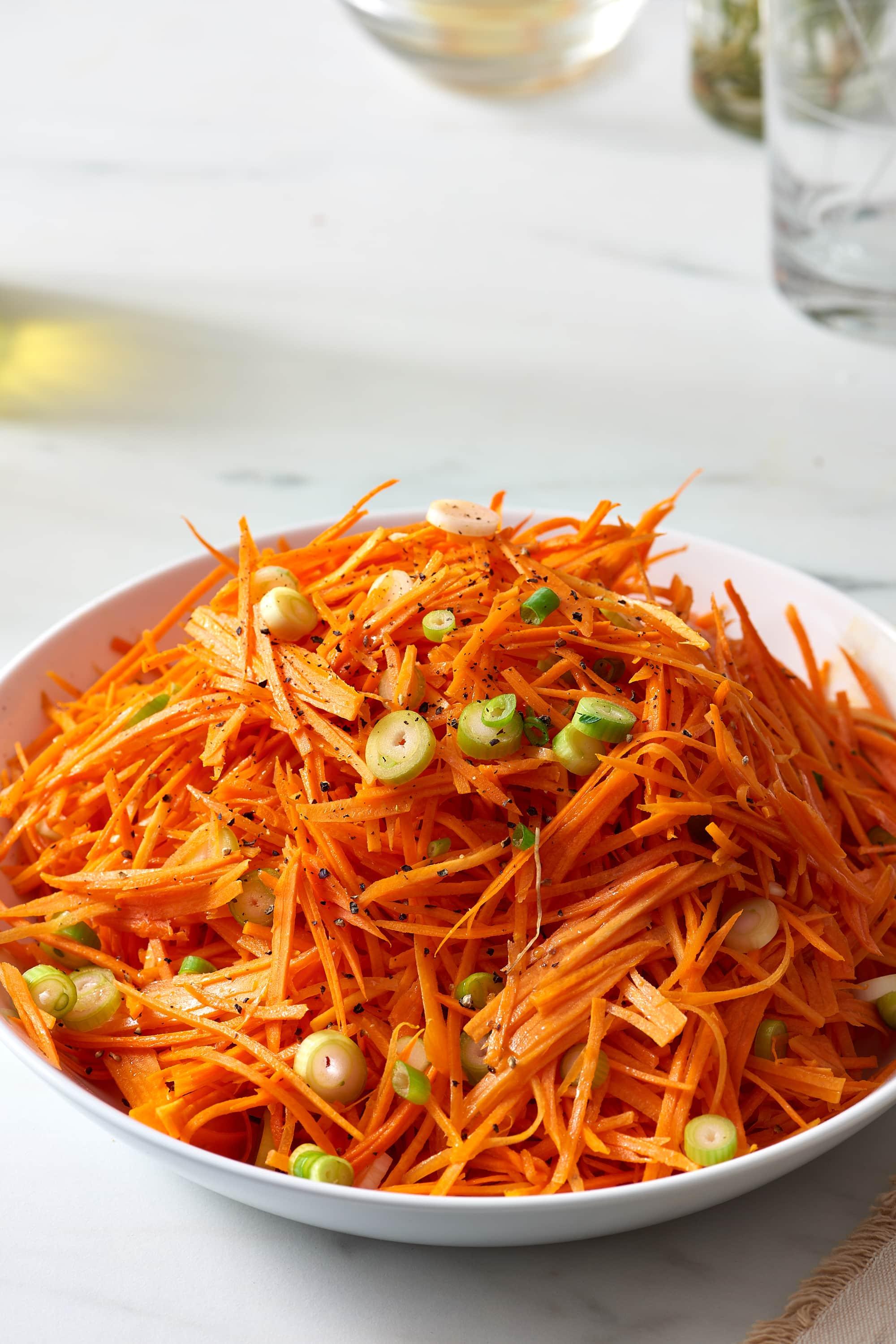 Recipe: Tangy Carrot Slaw
