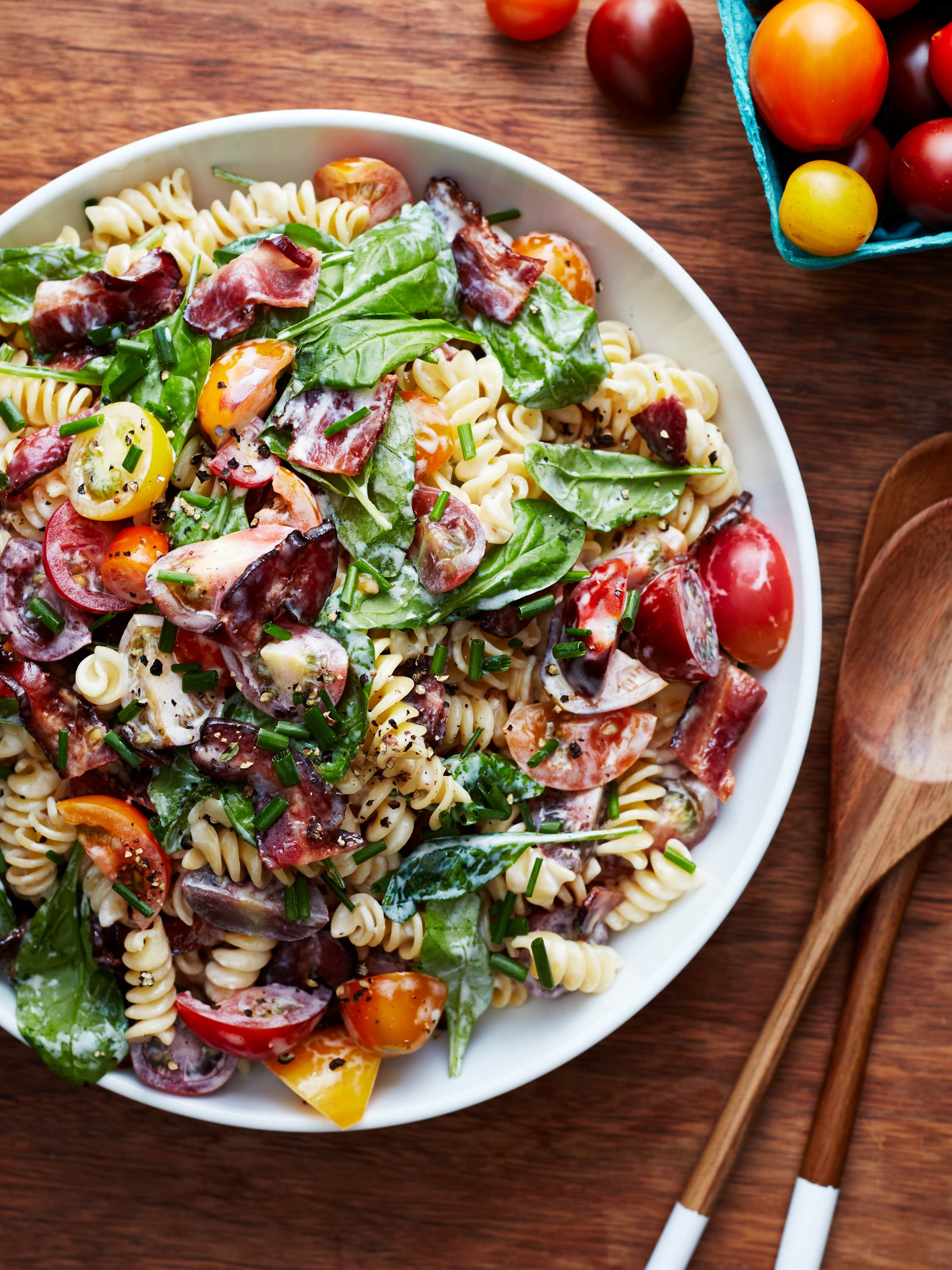 Recipe: BLT Pasta Salad