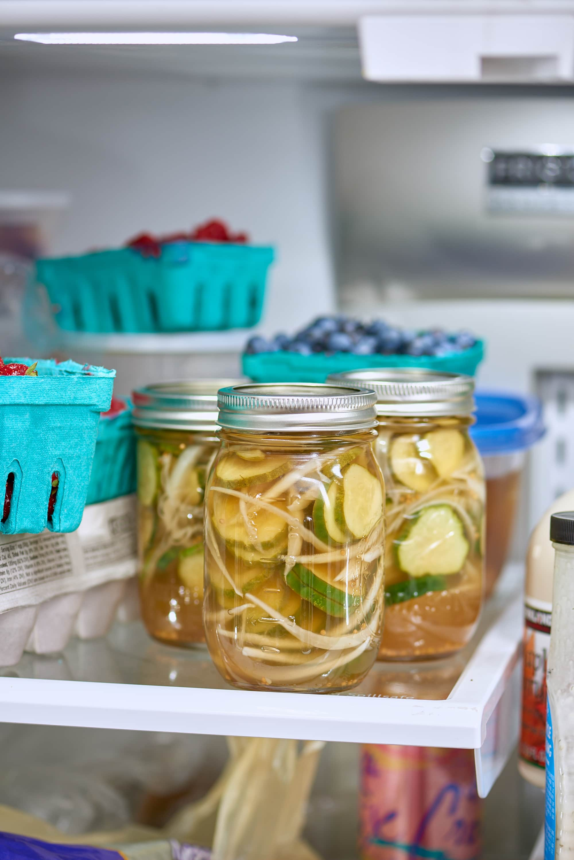 How To Make Easy Refrigerator Pickles: gallery image 7