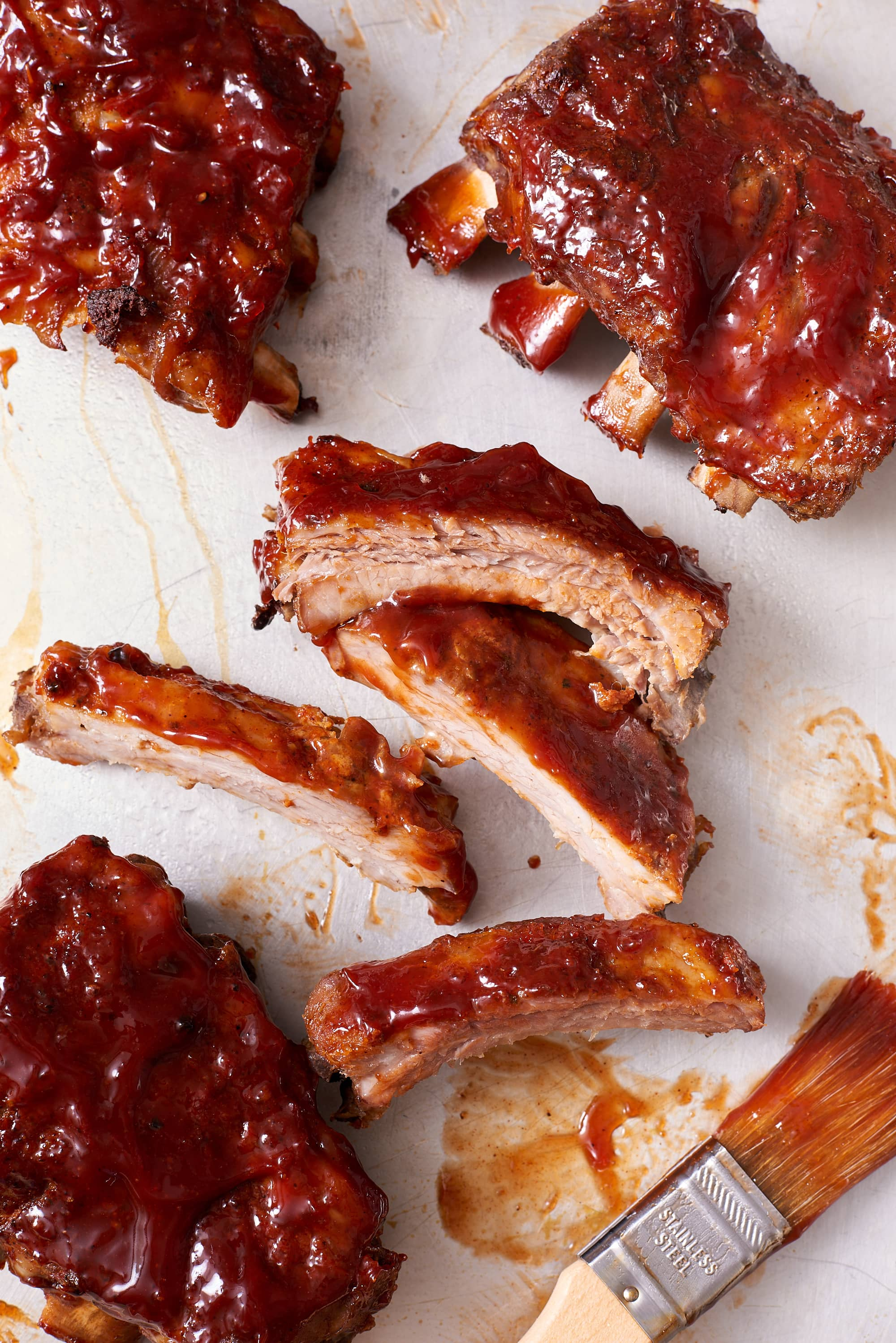 How To Make the Best BBQ Baby Back Ribs in the Slow Cooker: gallery image 12