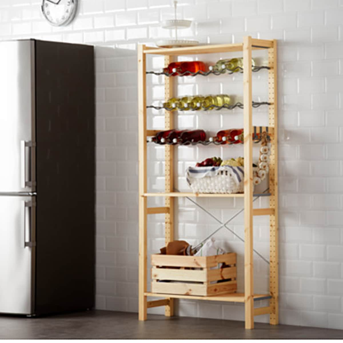 Exceptionnel The Best Kitchen Shelves From IKEA: Gallery Image 6