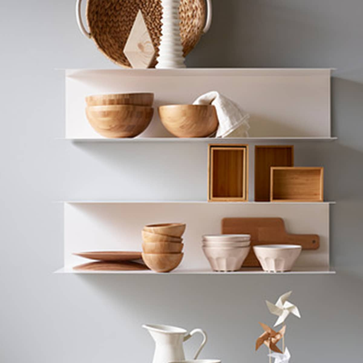 Gentil The Best Kitchen Shelves From IKEA: Gallery Image 9