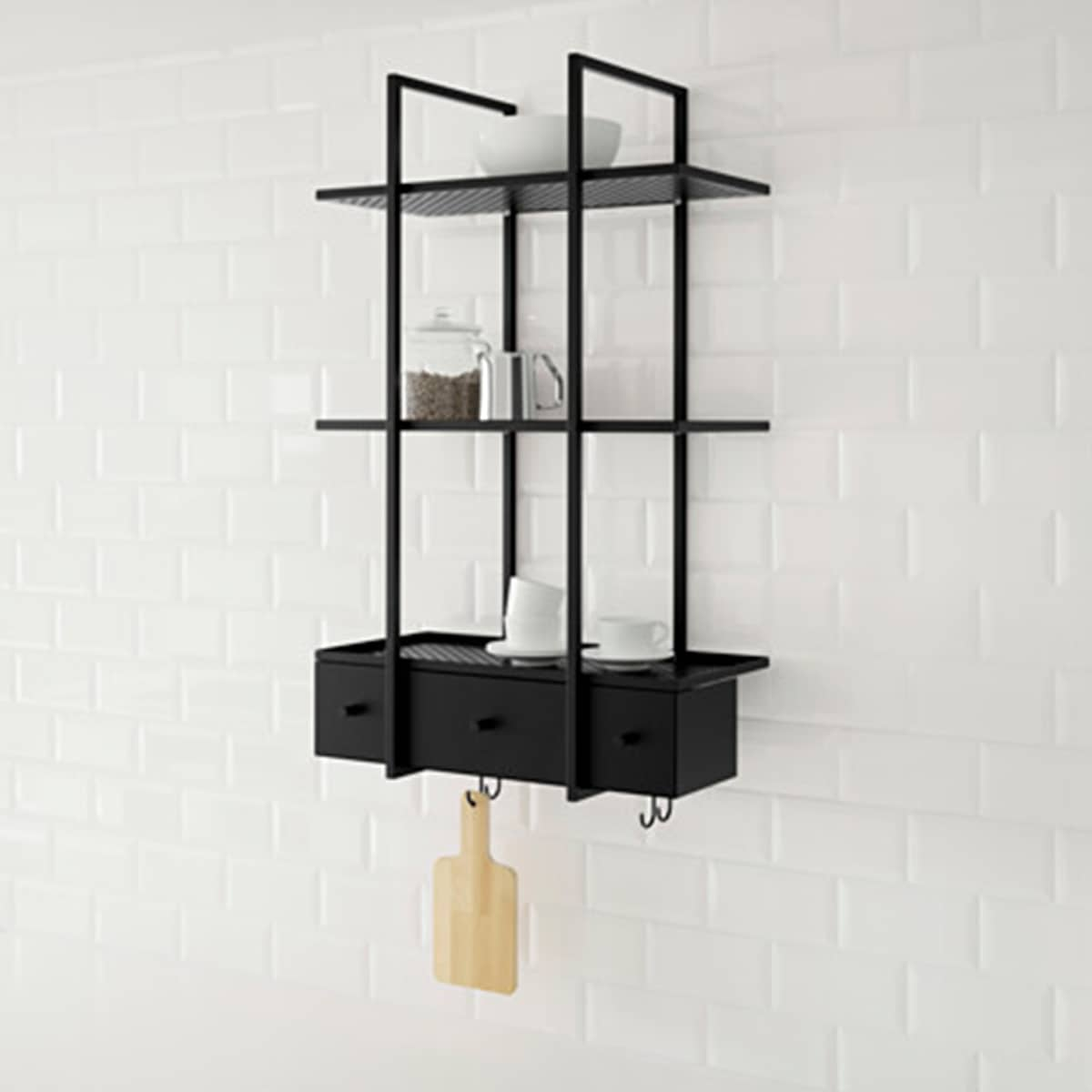 Charmant The Best Kitchen Shelves From IKEA: Gallery Image 11