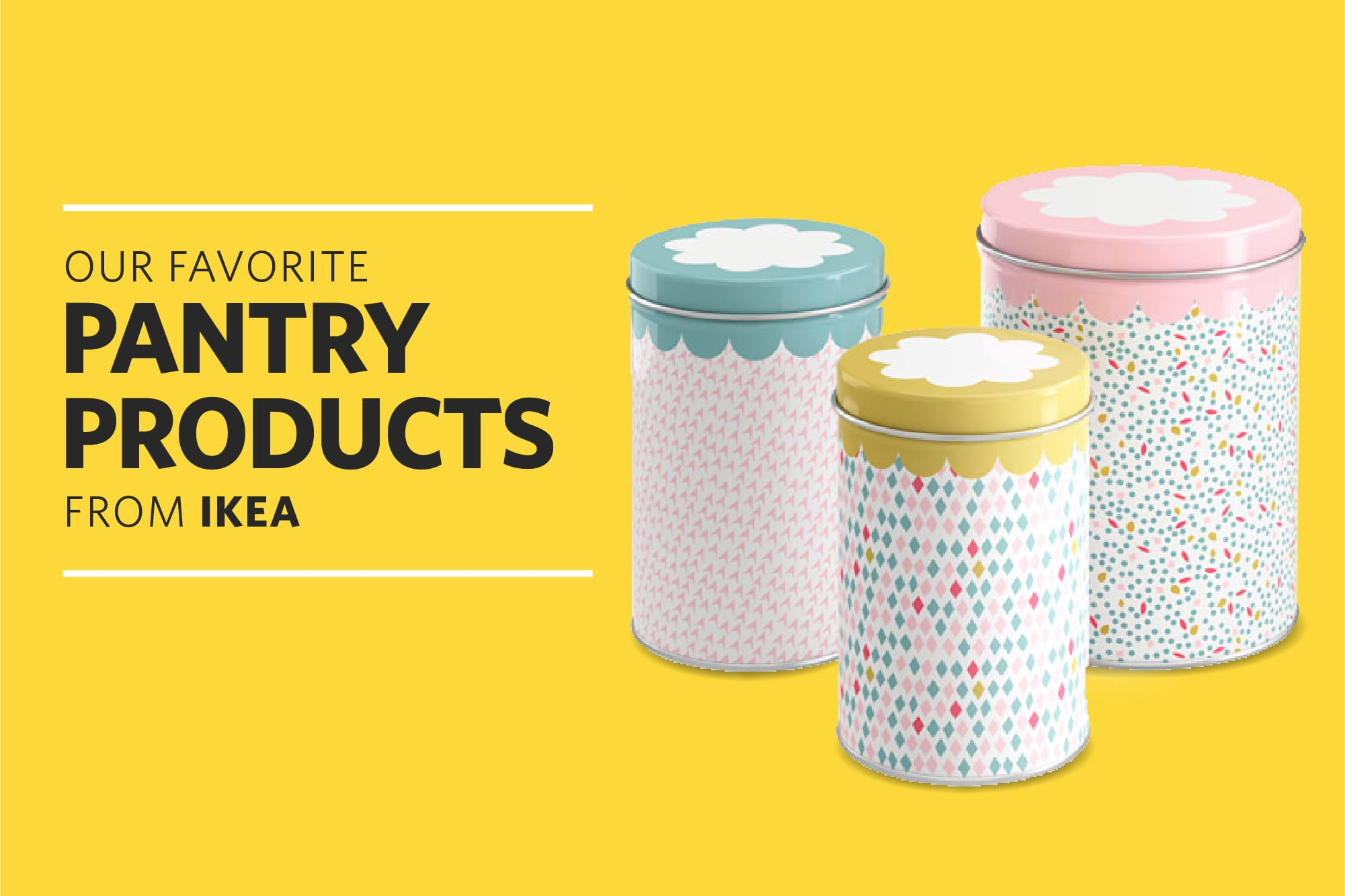 Beyond RASKOG: 8 Pantry-Organizing Products from IKEA For $10 or Less: gallery image 1