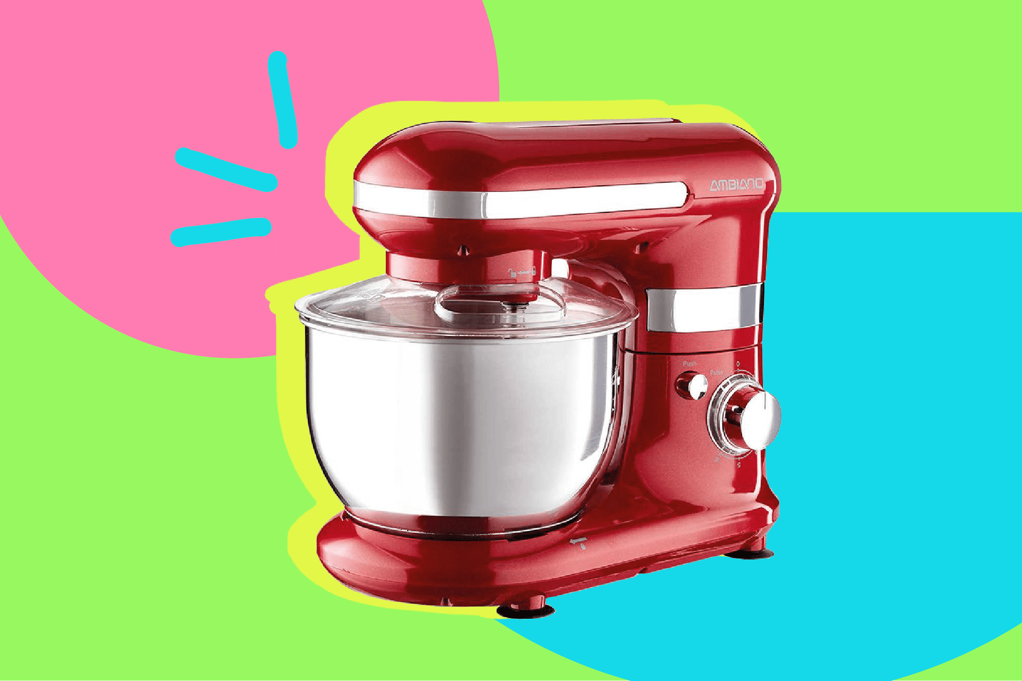 We Tried Aldi's $60 Mixer on 3 Essential Baking Recipes | Kitchn on pasta with kitchenaid mixer, cookies with kitchenaid mixer, cinnamon rolls with kitchenaid mixer, kitchenaid 9-speed hand mixer, making bread with vitamix, making bread with olive oil, making bread at home,