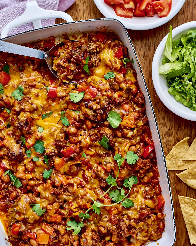Recipe: Ground Beef Taco Casserole