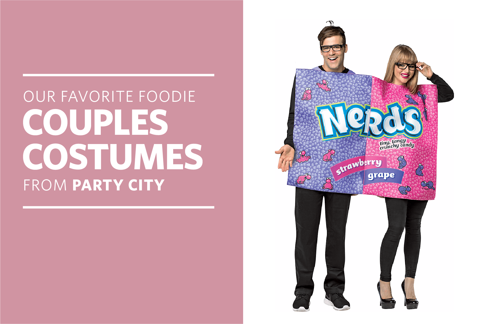 The Best Halloween Couples Costumes at Party City: gallery image 1