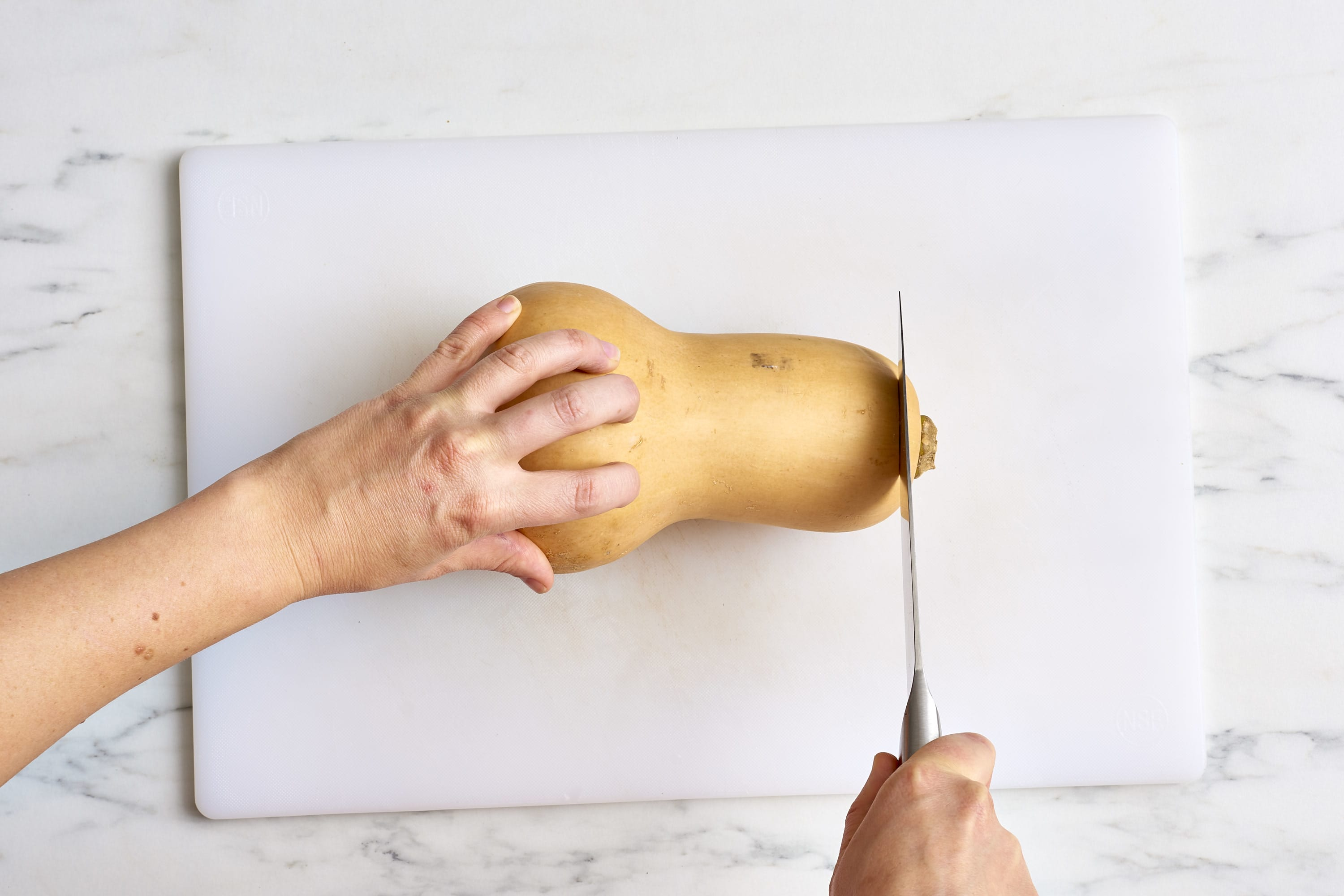 How To Cut and Peel a Butternut Squash: gallery image 1