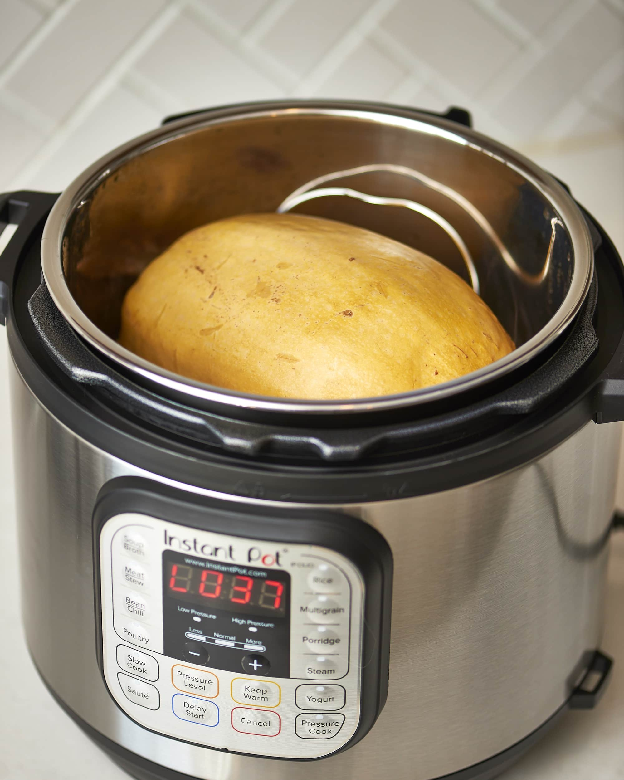 How To Cook Spaghetti Squash In An Electric Pressure