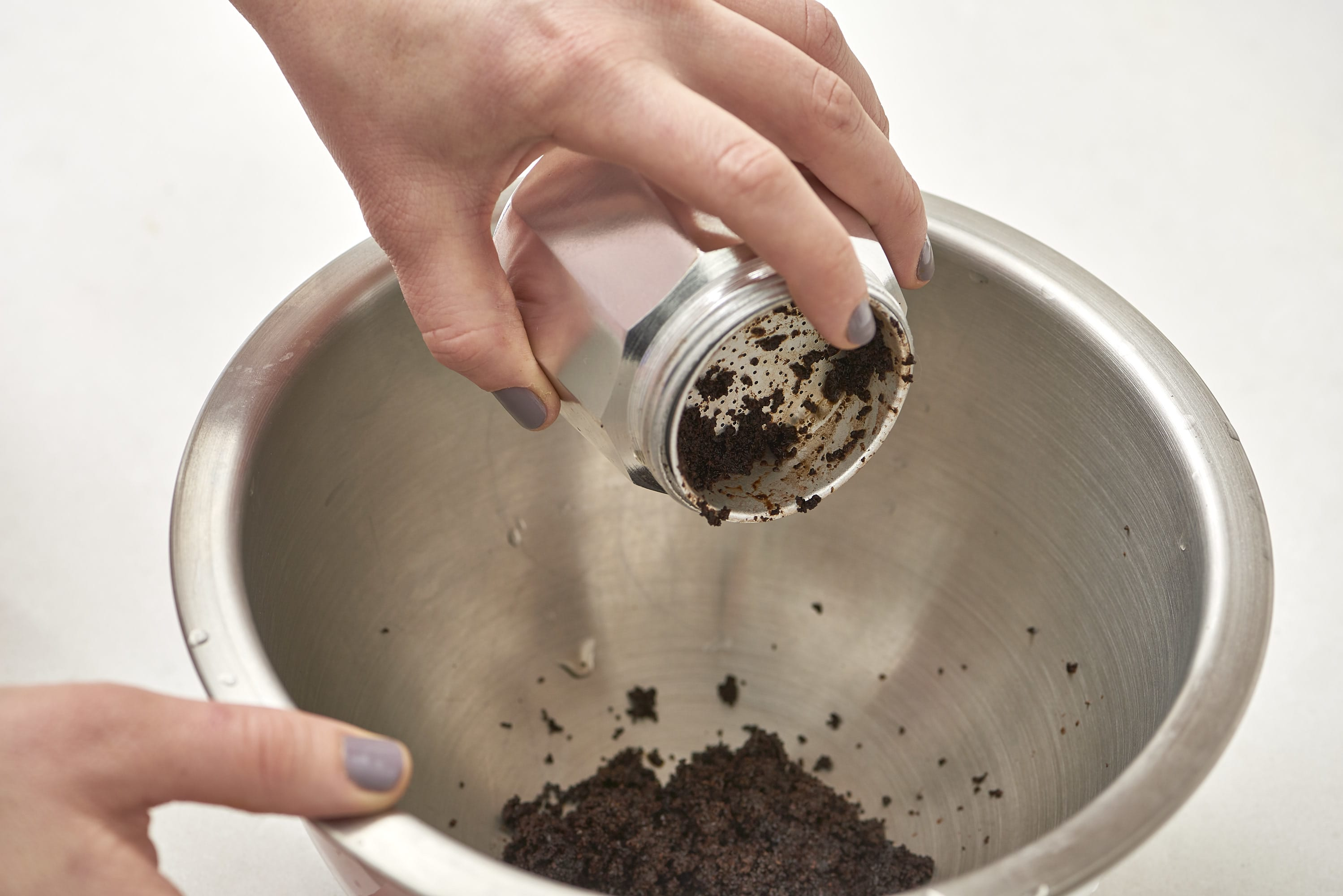 How To Clean a Moka Pot: gallery image 1