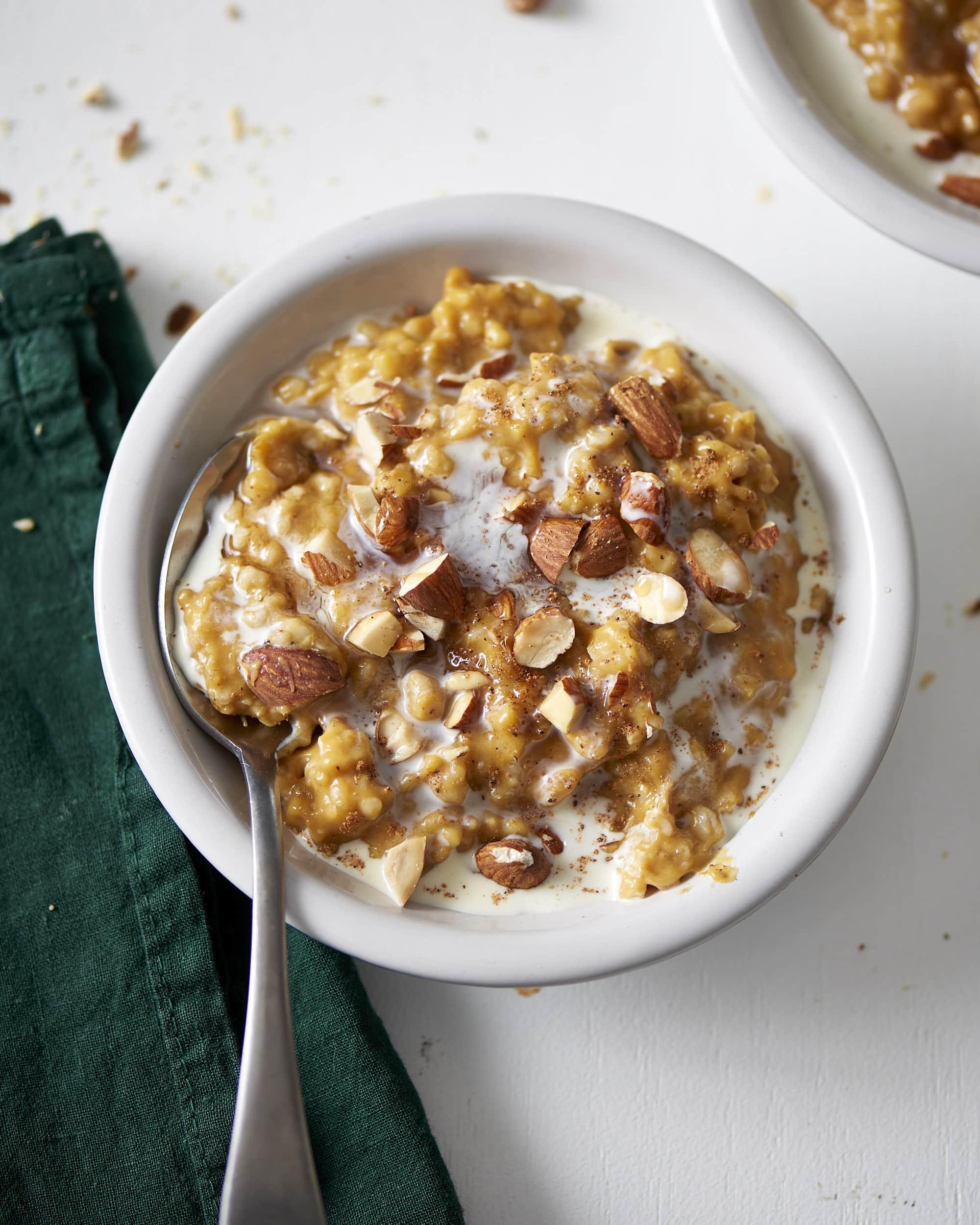 Recipe: Slow Cooker Creamy Pumpkin Spice Oatmeal