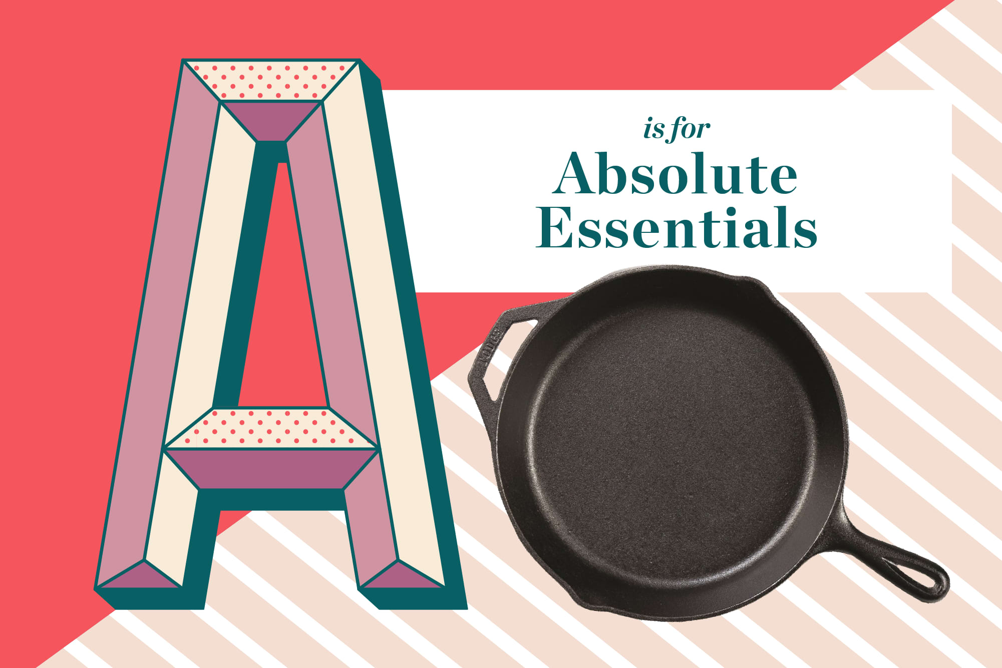 A Is for the Absolute Essentials: gallery image 1