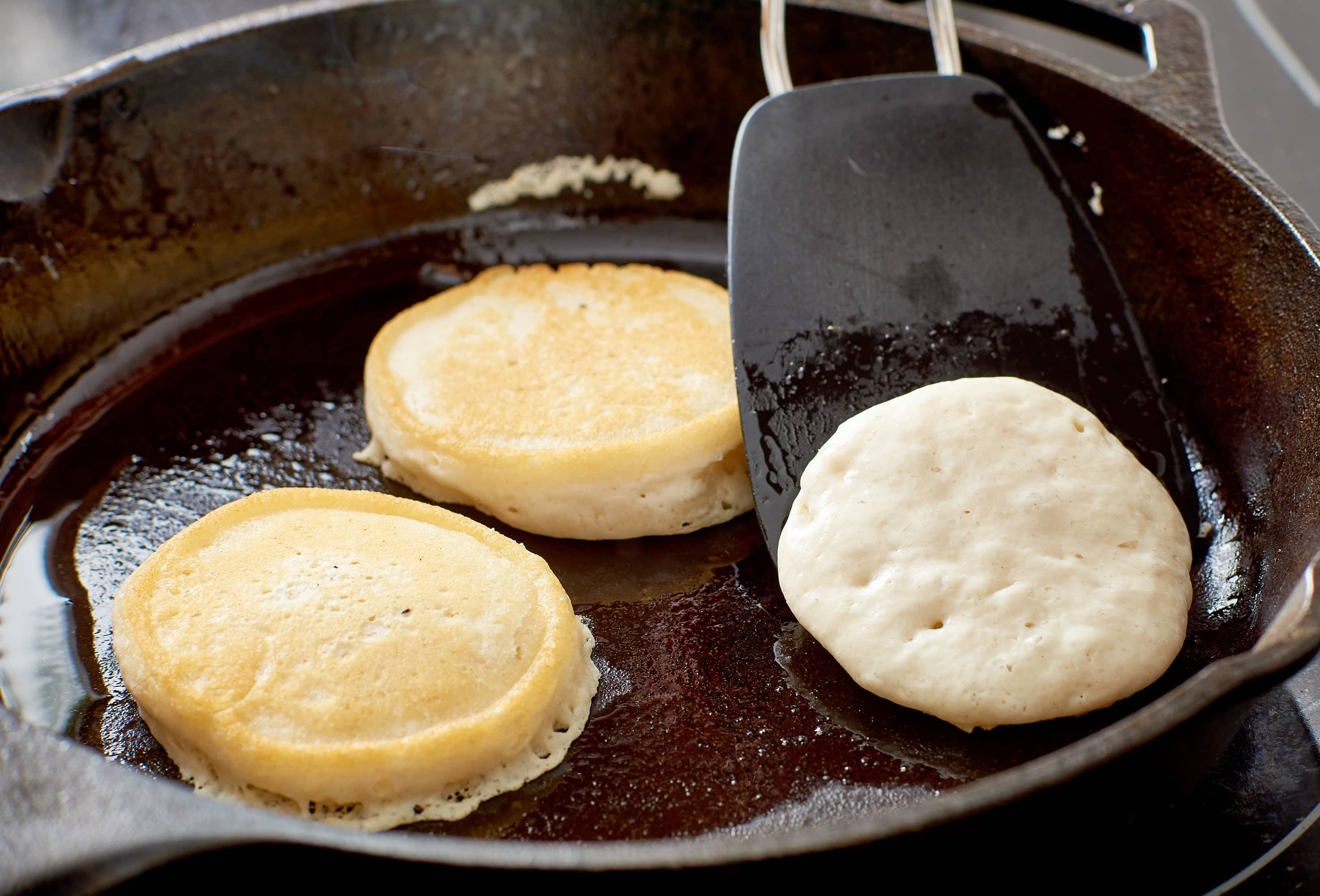 How To Make Fluffy Vegan Pancakes from Scratch: gallery image 7