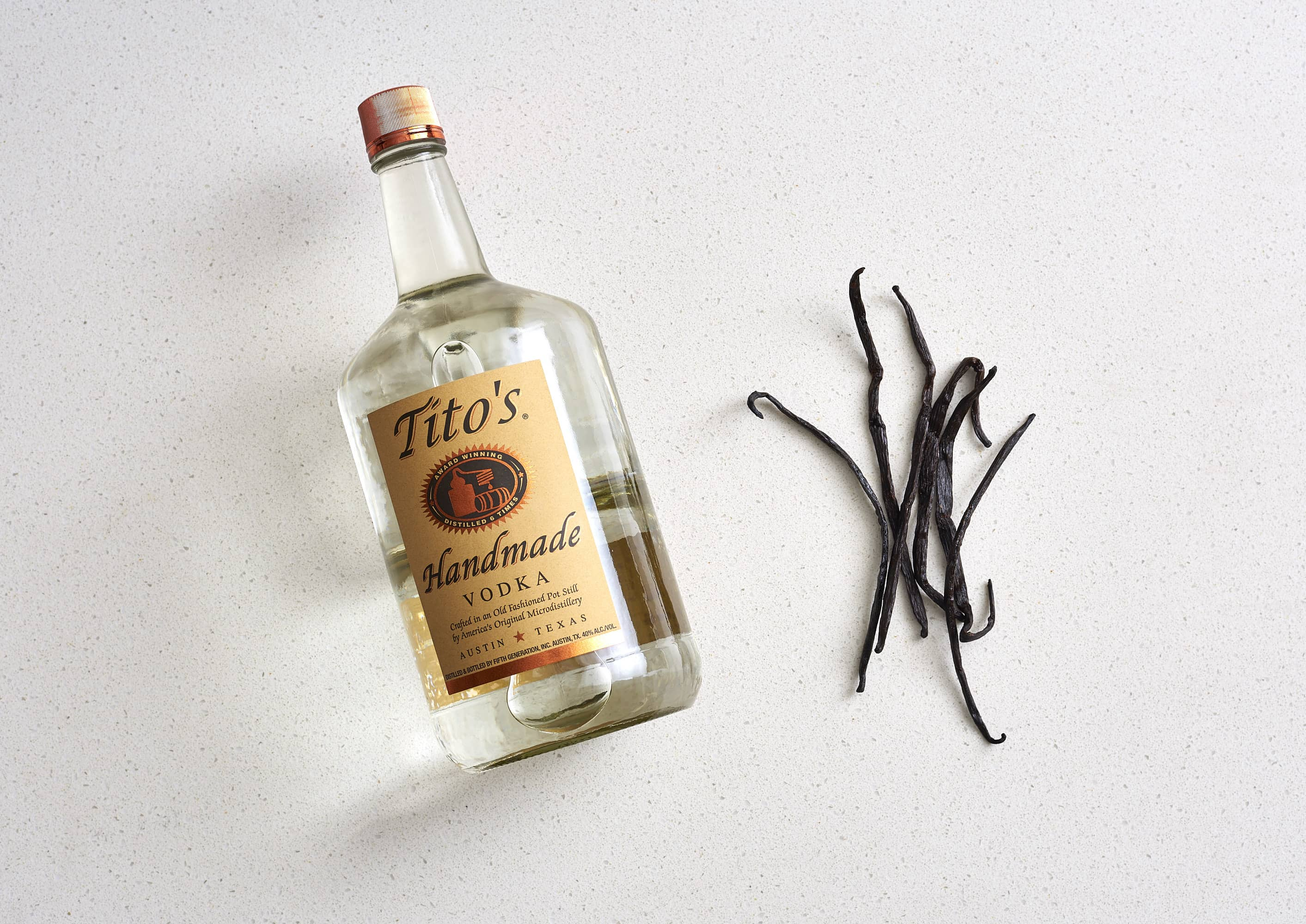 How To Make Instant Pot Vanilla Extract: gallery image 1
