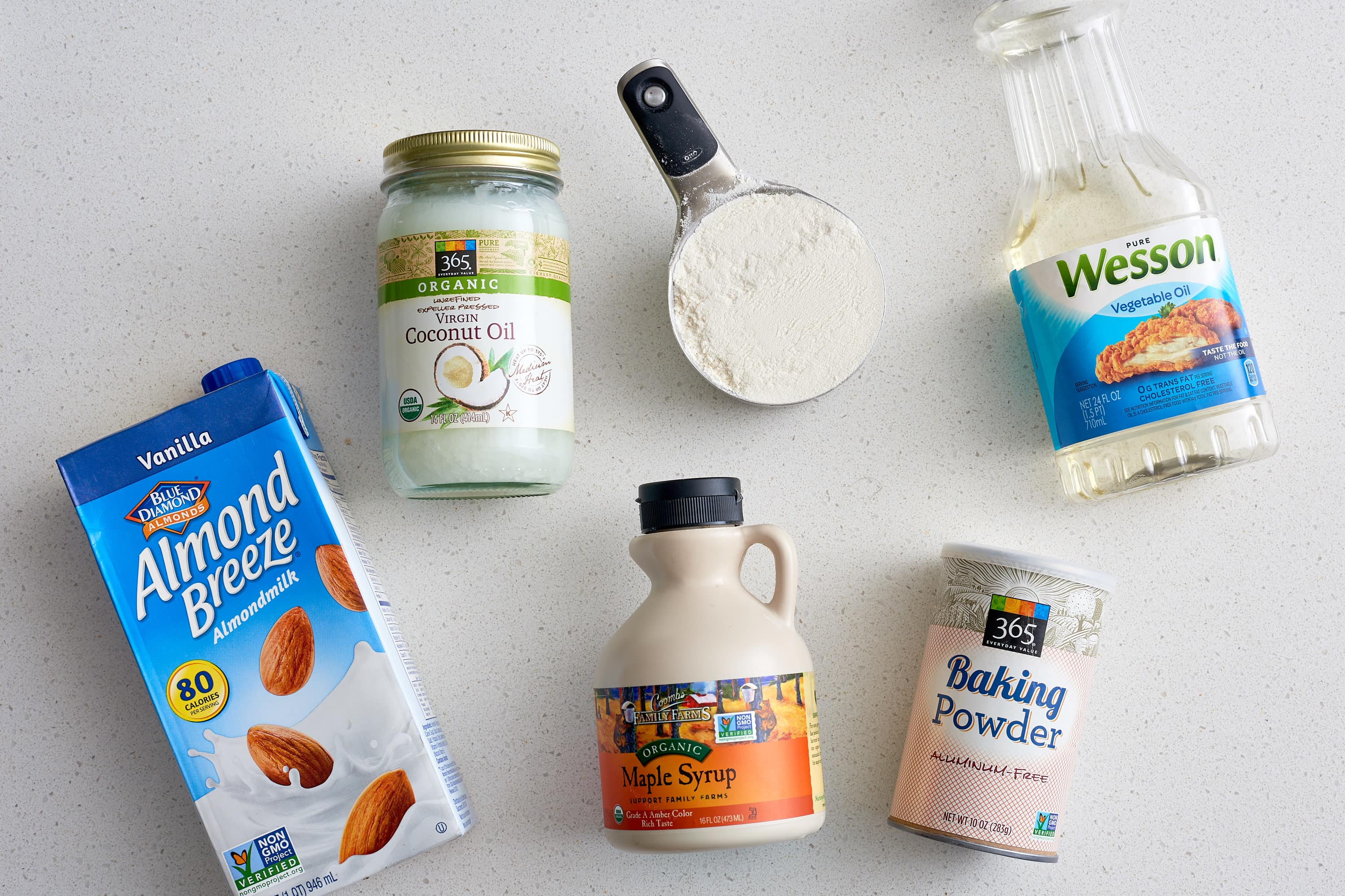 How To Make Fluffy Vegan Pancakes from Scratch: gallery image 2