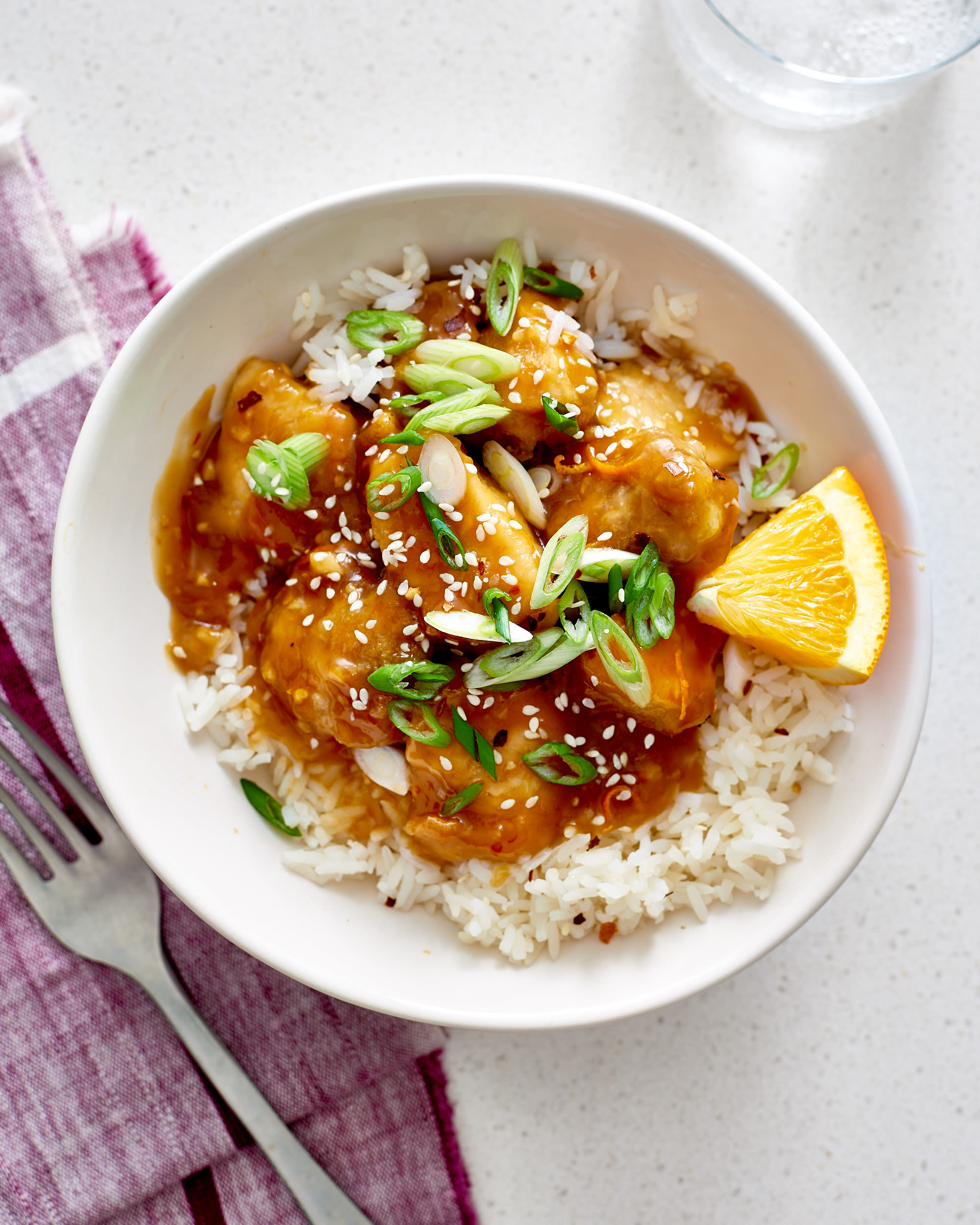 Recipe: Slow Cooker Orange Chicken