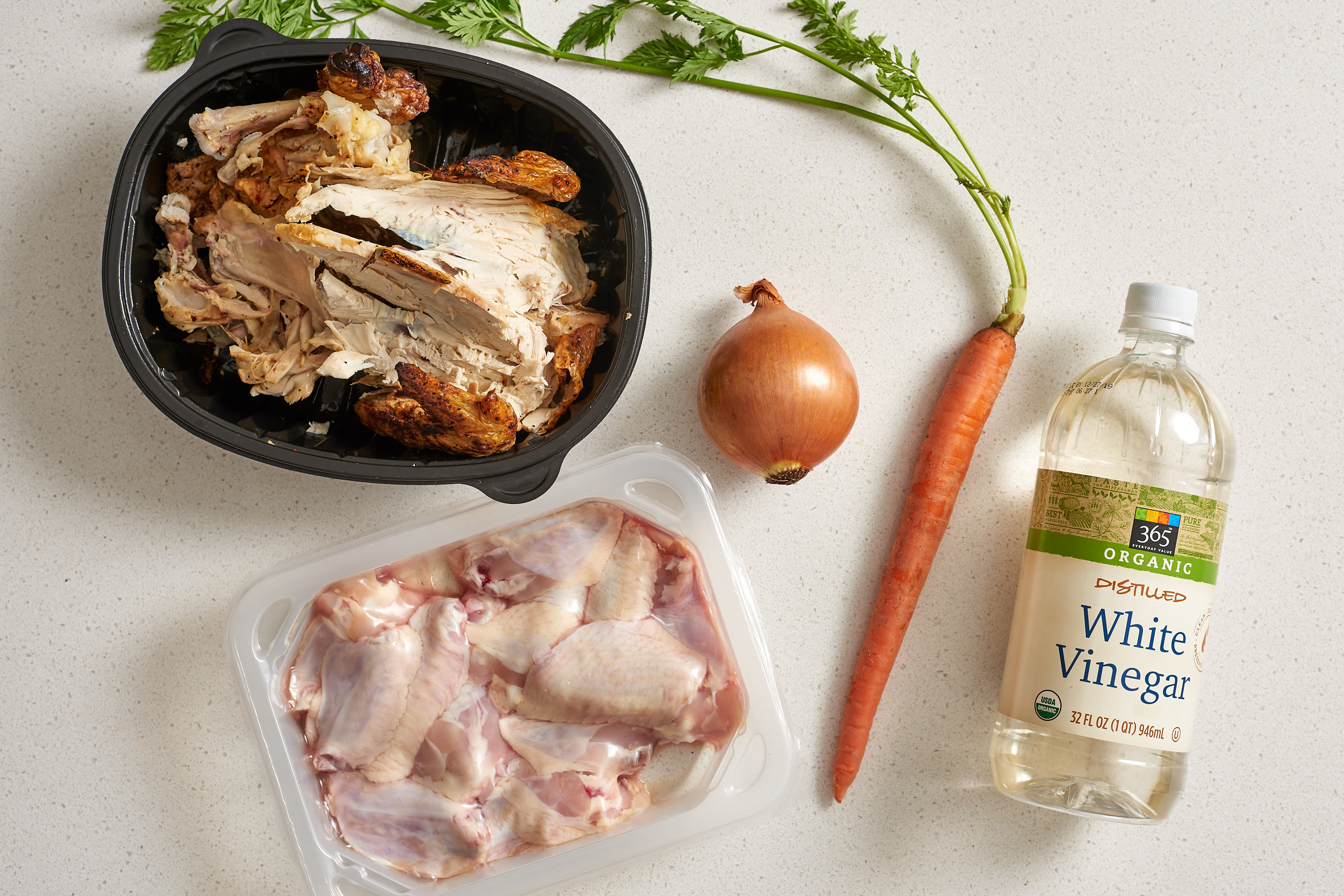How To Make Chicken Bone Broth on the Stovetop or Slow Cooker: gallery image 2