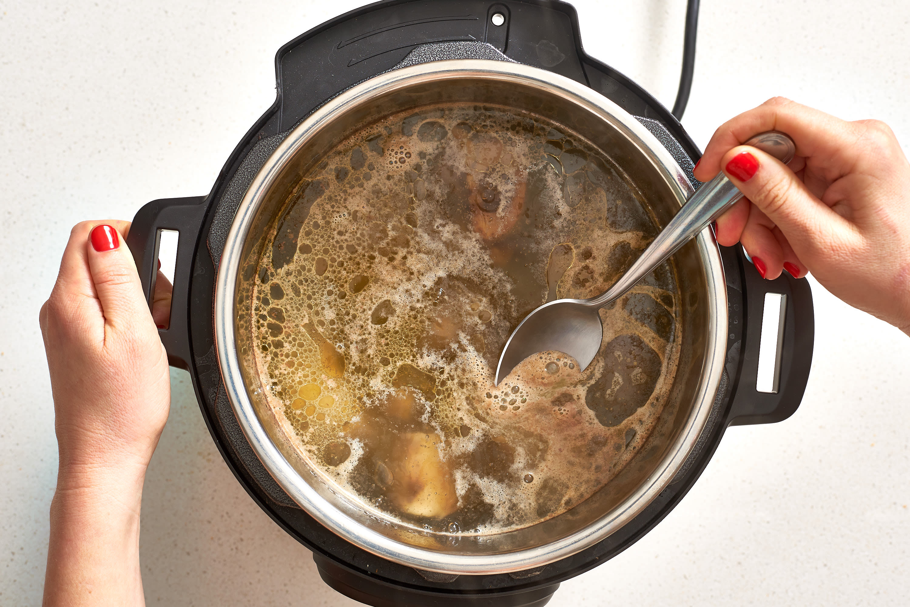 How To Make Bone Broth in the Instant Pot: gallery image 5