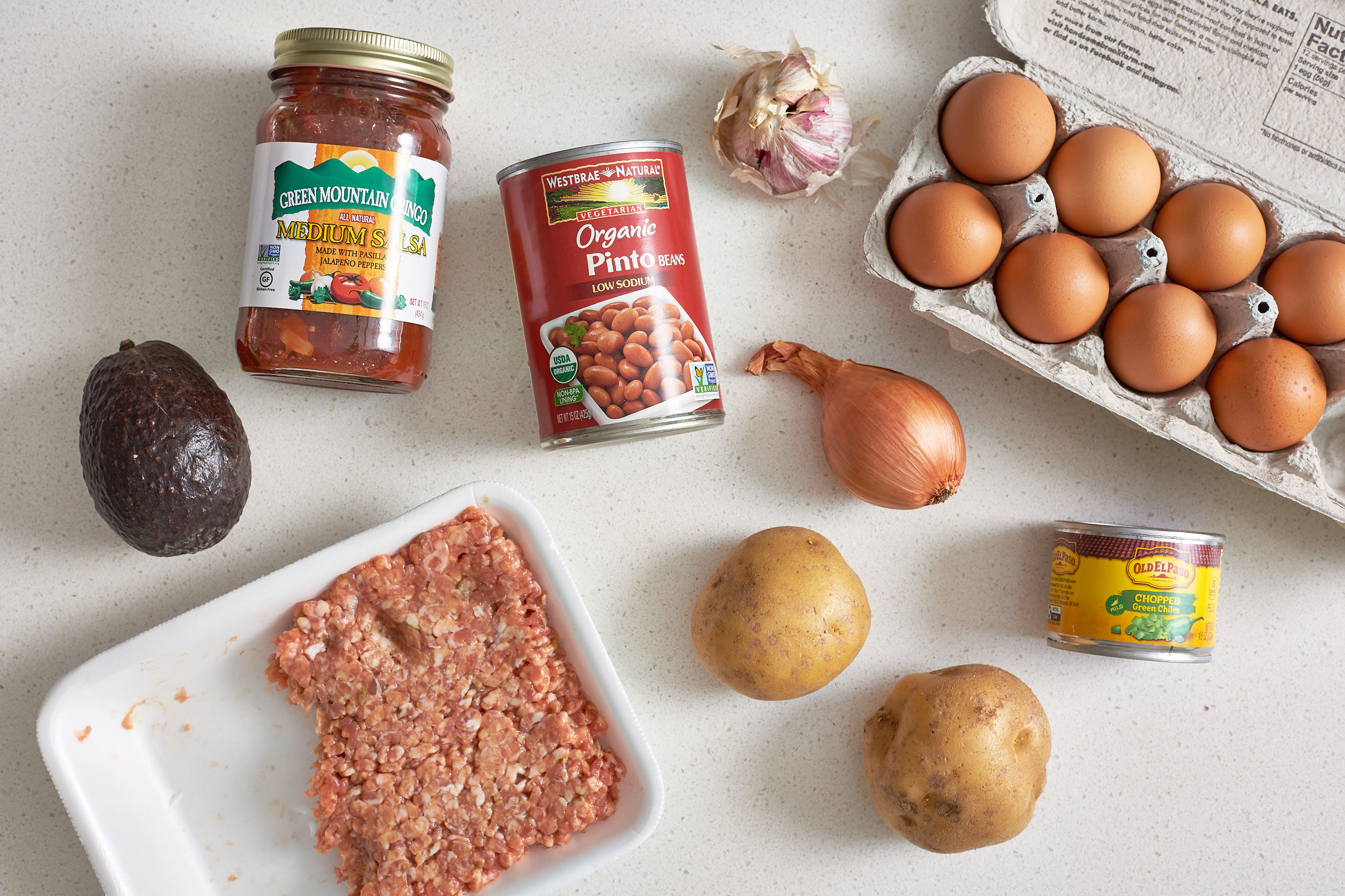 How To Make Slow Cooker Breakfast Burrito Bowls: gallery image 2