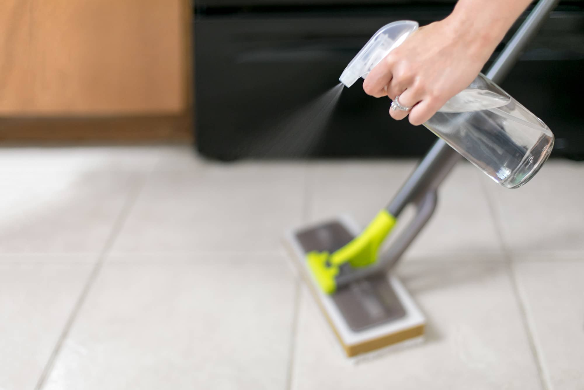 How To Clean Porcelain and Ceramic Tile Floors: gallery image 8