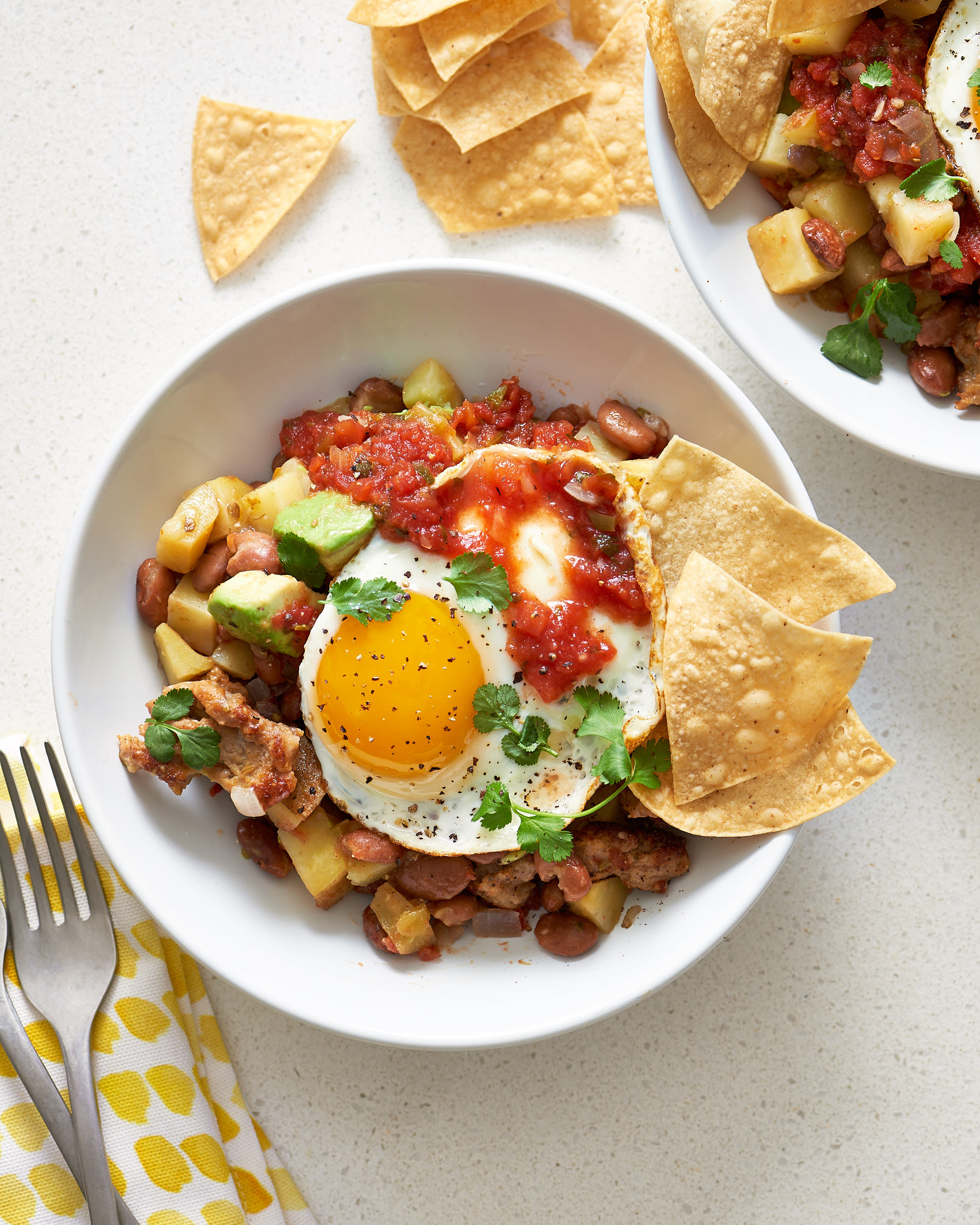 How To Make Slow Cooker Breakfast Burrito Bowls: gallery image 1