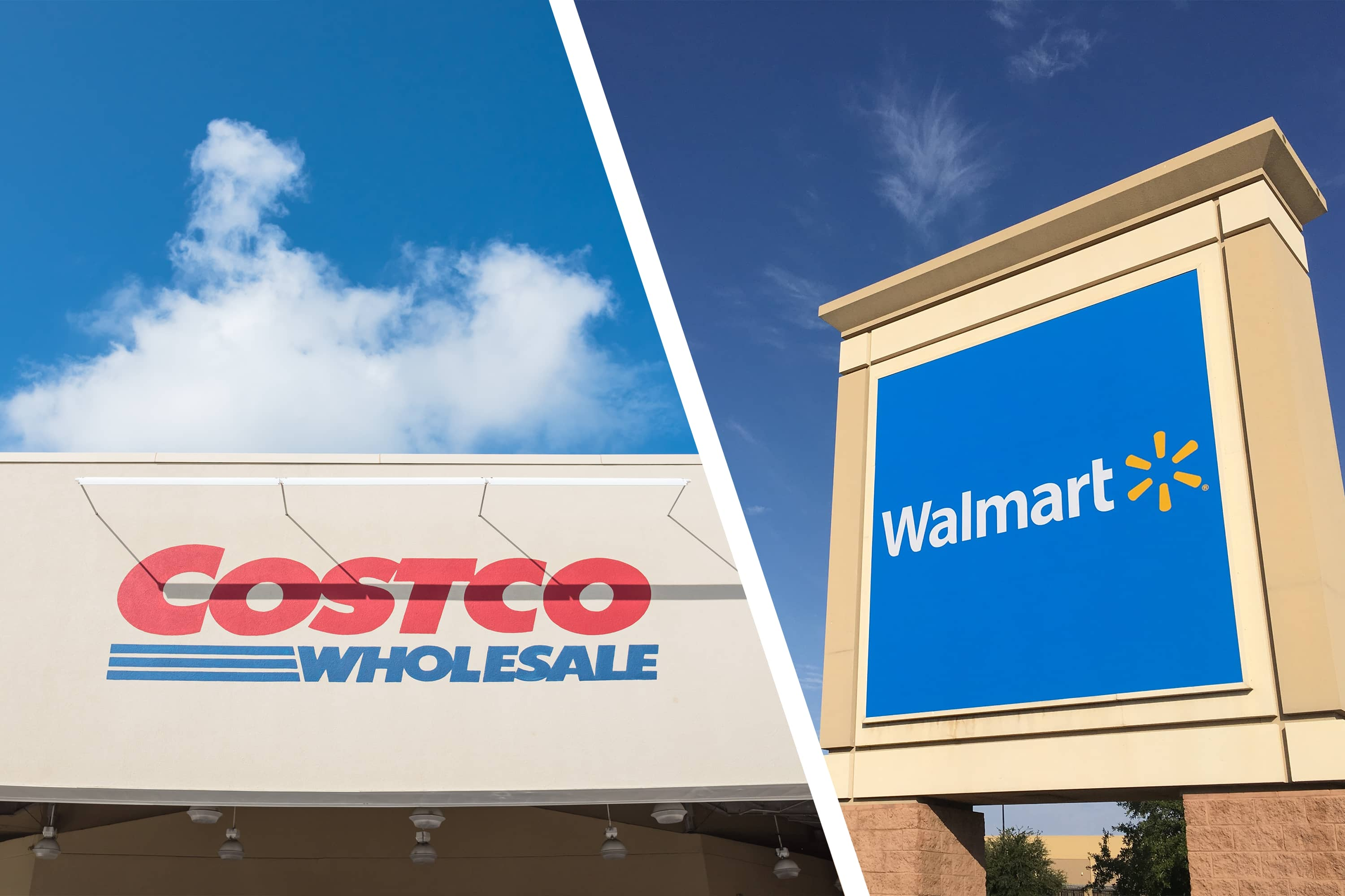 We Compared Prices for 33 Items at Walmart and Costco — Guess Who Won?
