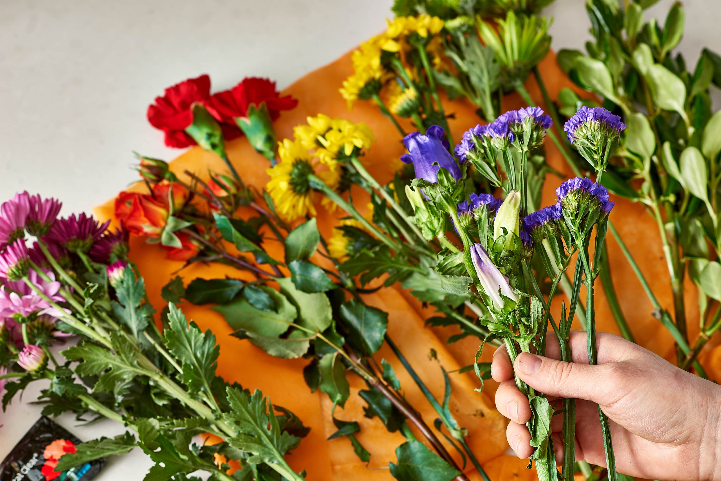 Make a Cheap Grocery Store Bouquet Look Like a Million Bucks: gallery image 2