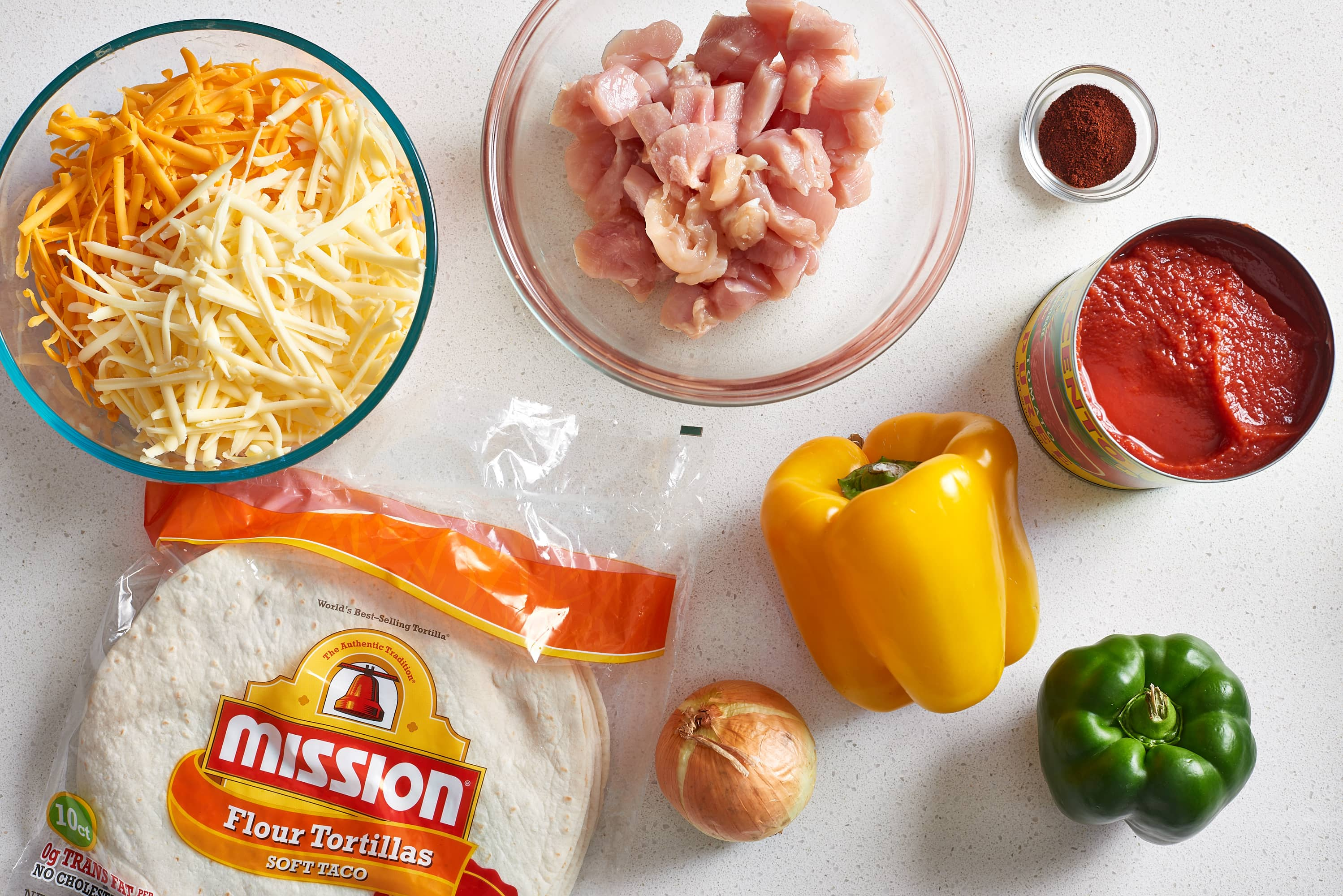 How To Make Easy Slow Cooker Chicken Enchiladas: gallery image 2