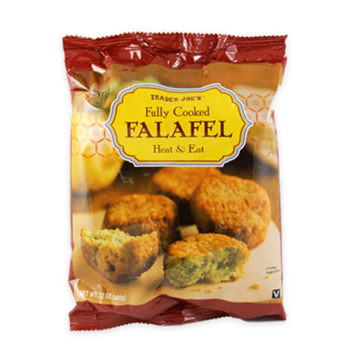 Frozen Falafel