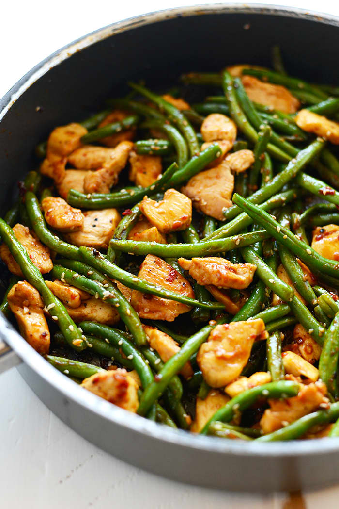 This Healthy Kung Pao Chicken Comes Together in 20 Minutes
