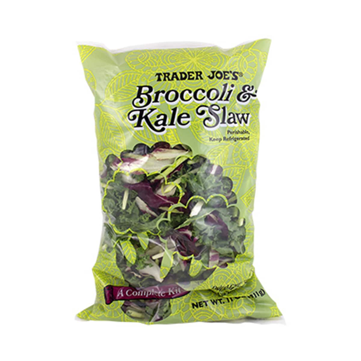 Broccoli & Kale Slaw
