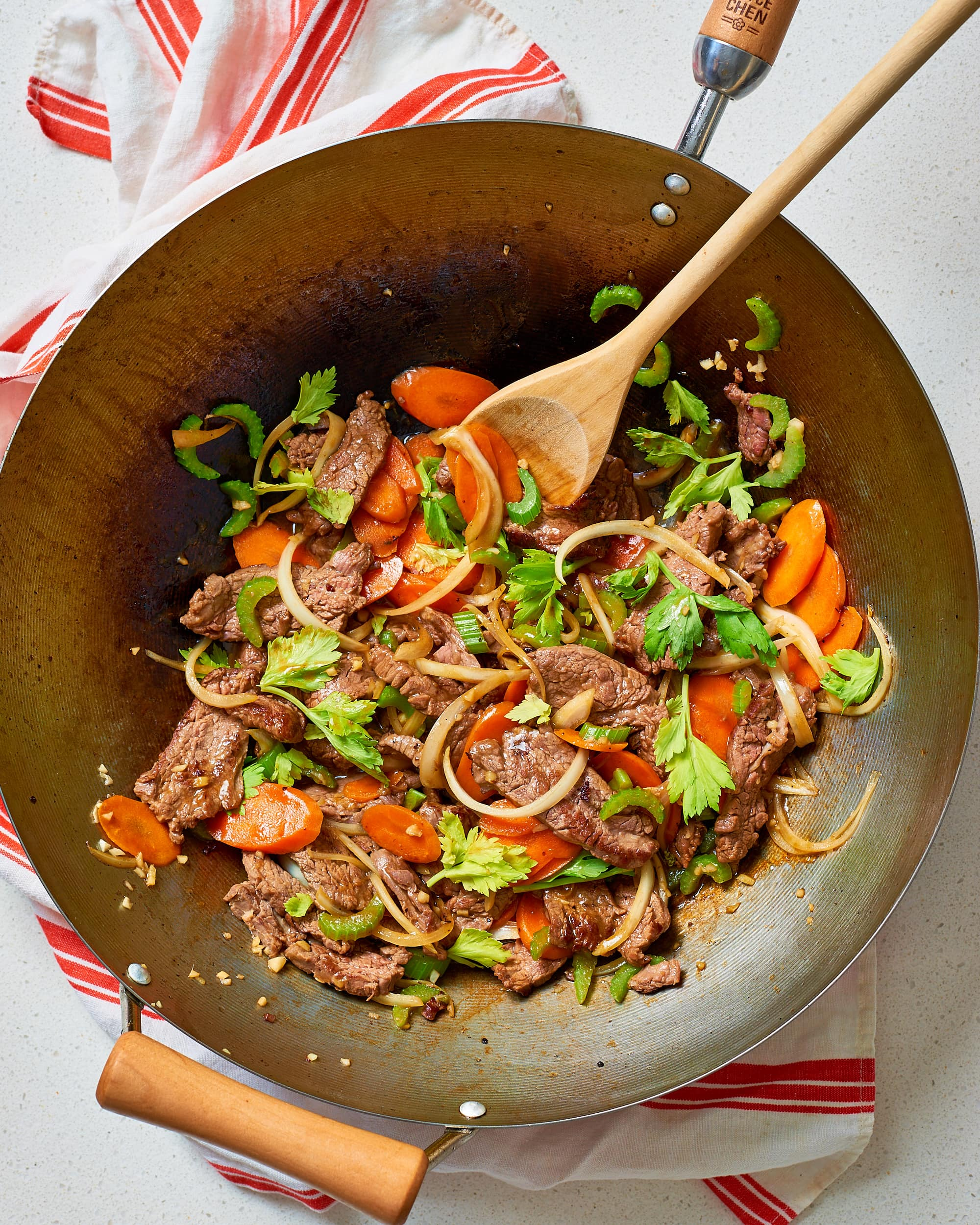 Recipe: Beef And Celery Stir-Fry