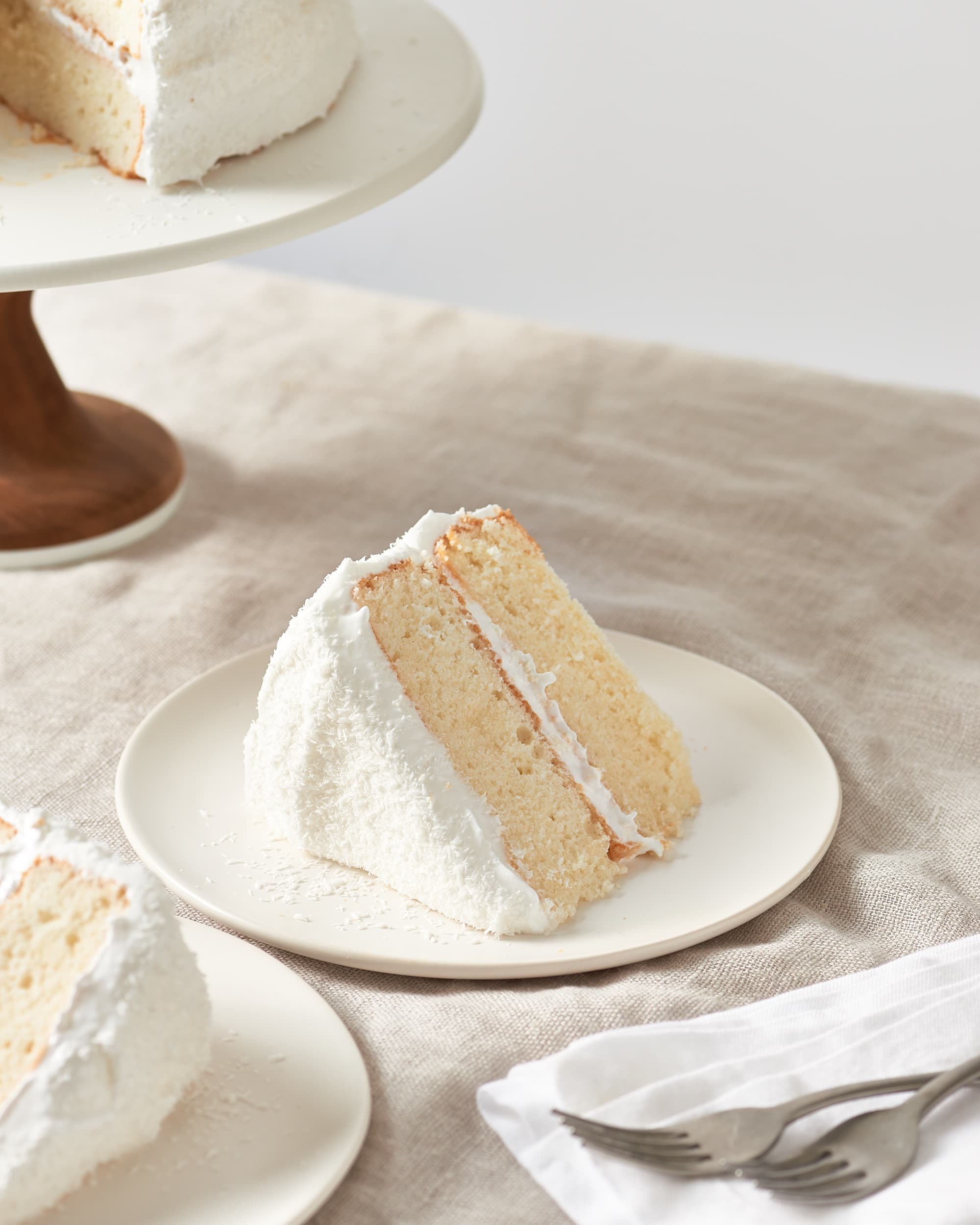 How To Make the Best Classic Coconut Cake from Scratch