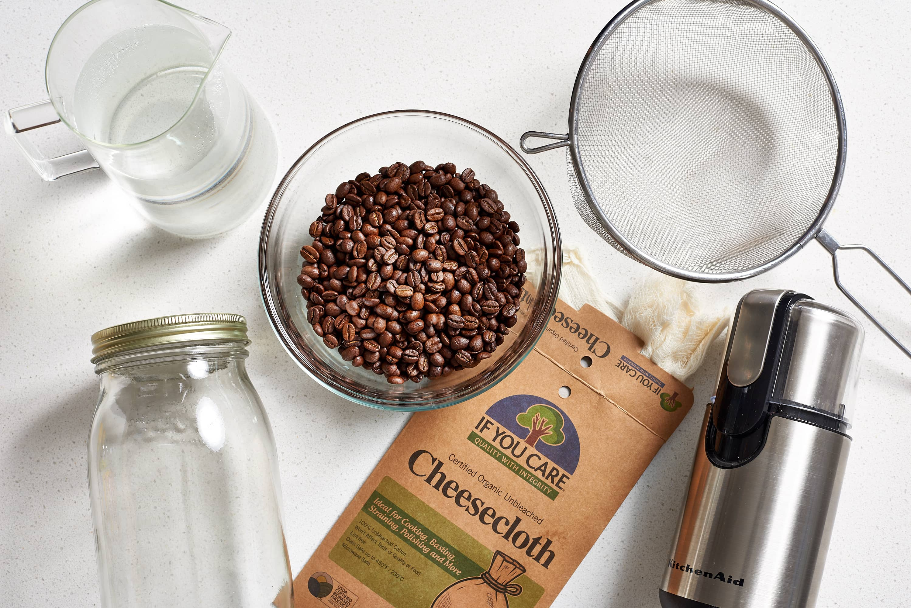 How To Make Cold Brew Coffee Big Batch Method Kitchn