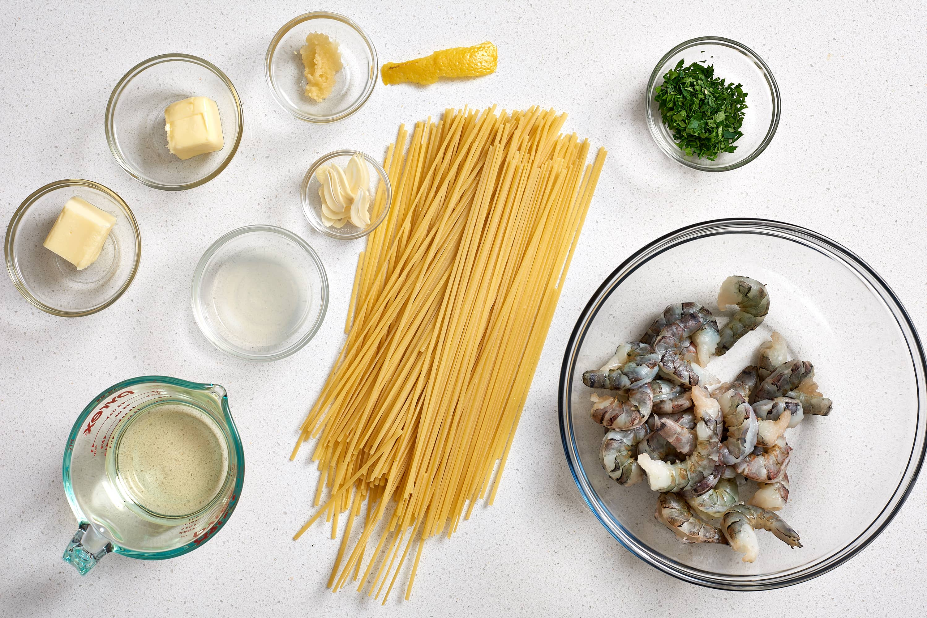 How To Make the Best Easy Shrimp Scampi (with Linguine): gallery image 3
