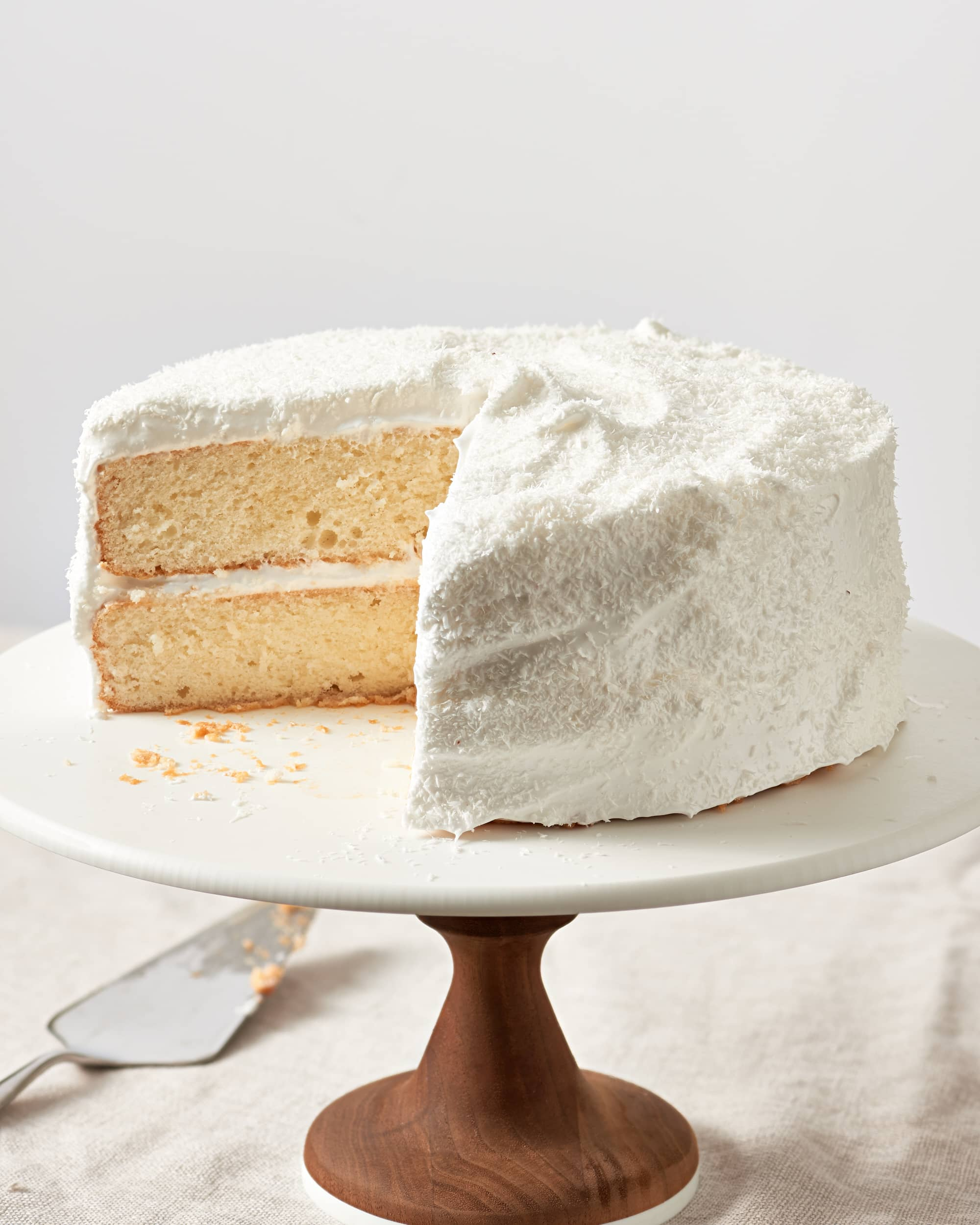 How To Make the Best Classic Coconut Cake from Scratch: gallery image 1