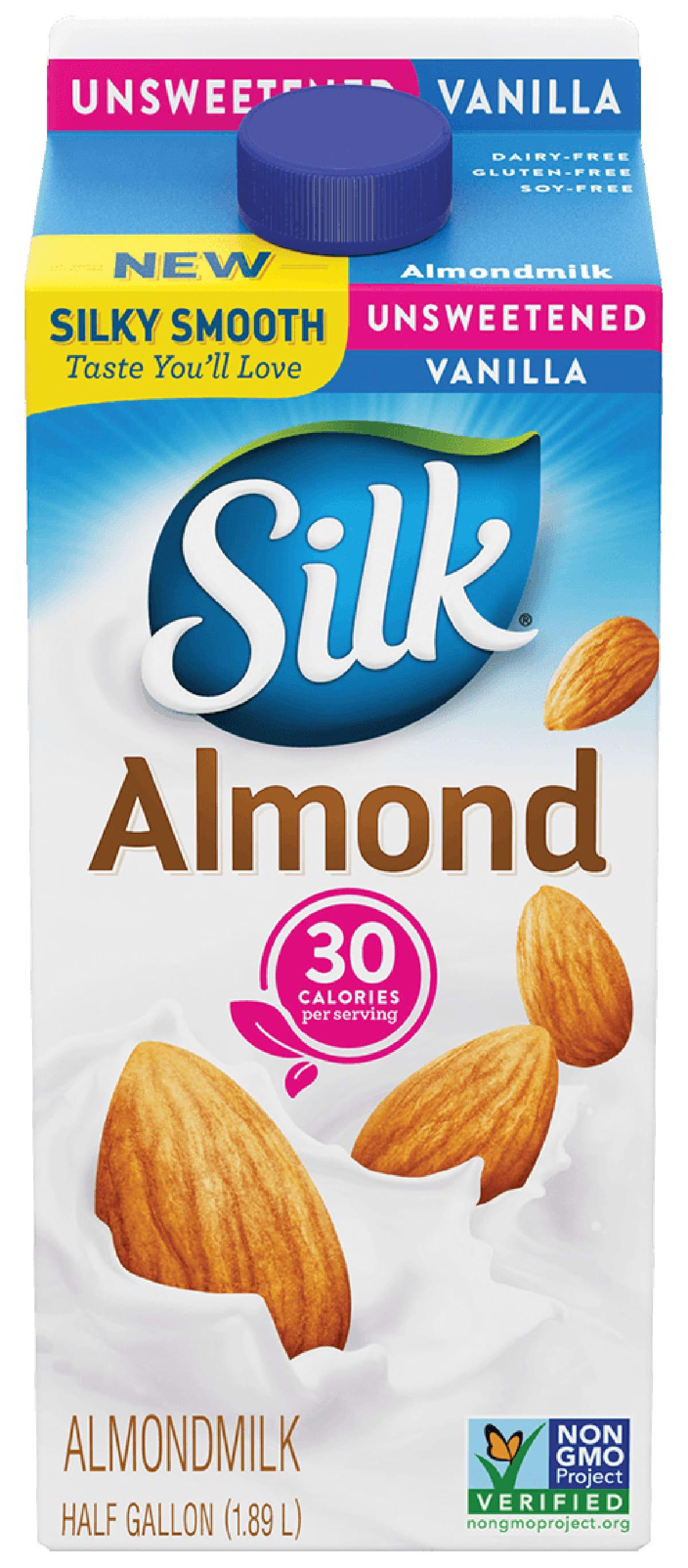 3 Non-Dairy Milks This Nutritionist Always Keeps in Her Fridge: gallery image 1