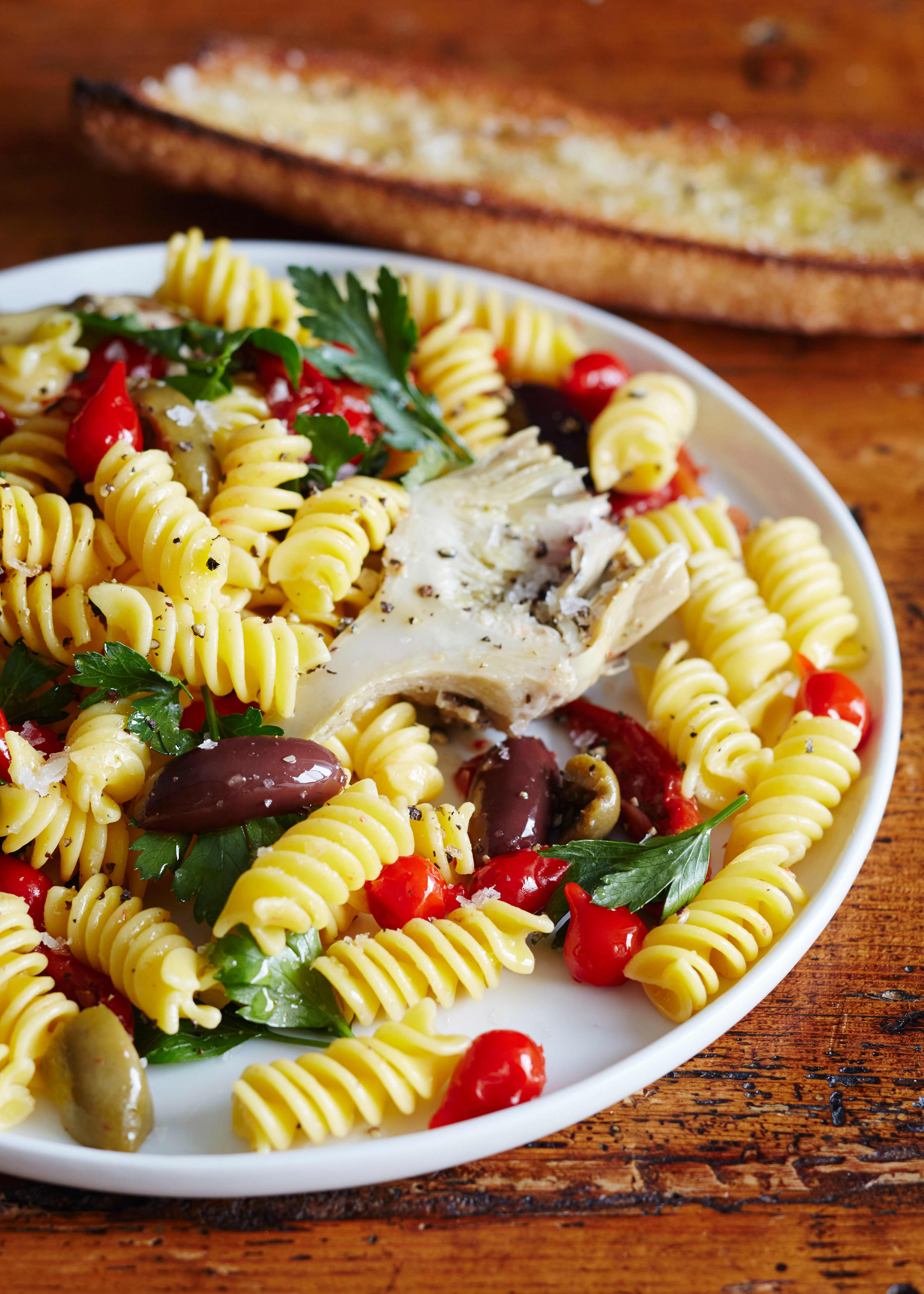 Our 10 Favorite Meatless Pasta Recipes: gallery image 3
